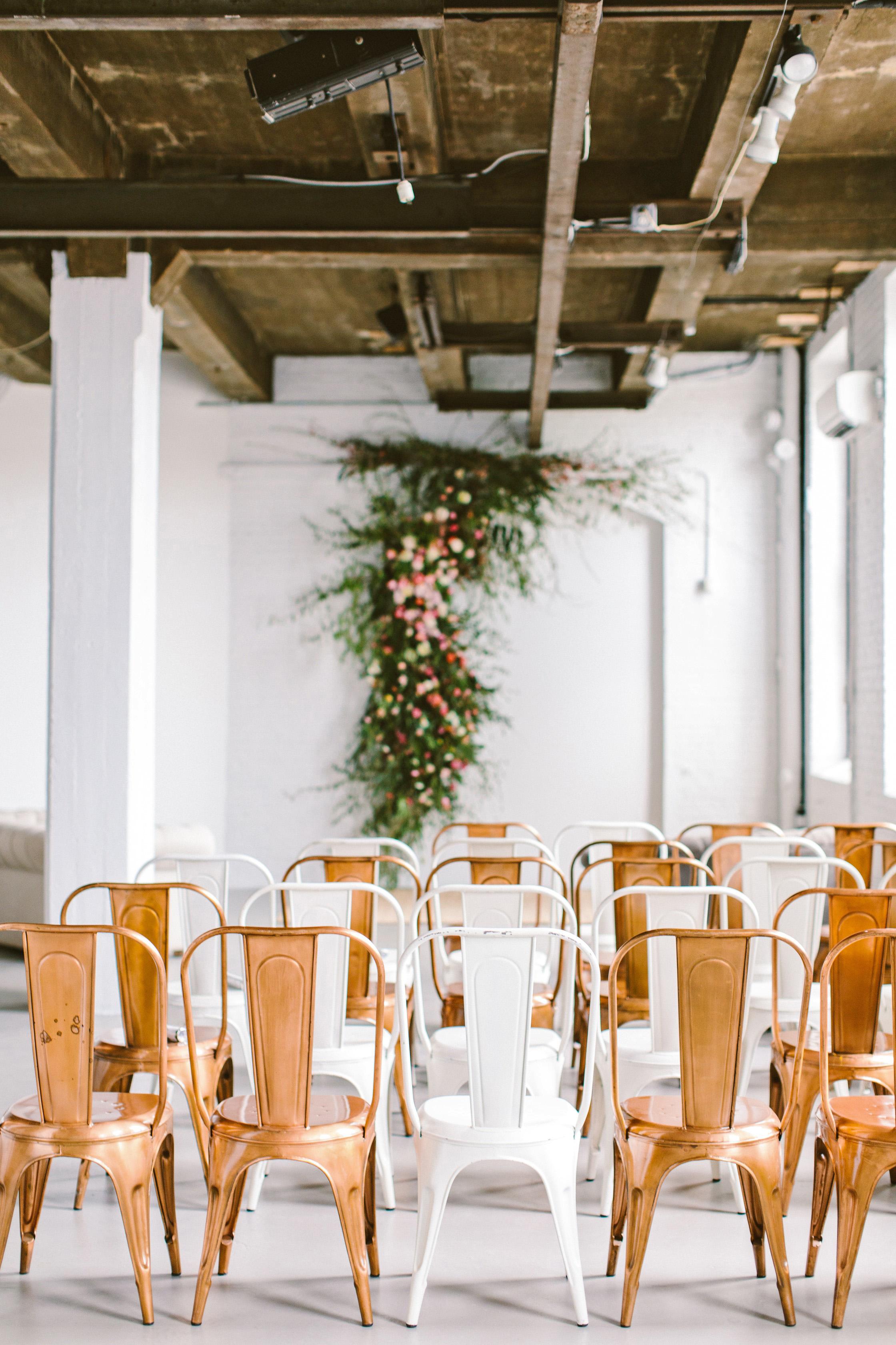 sara ryan wedding philadelphia chairs