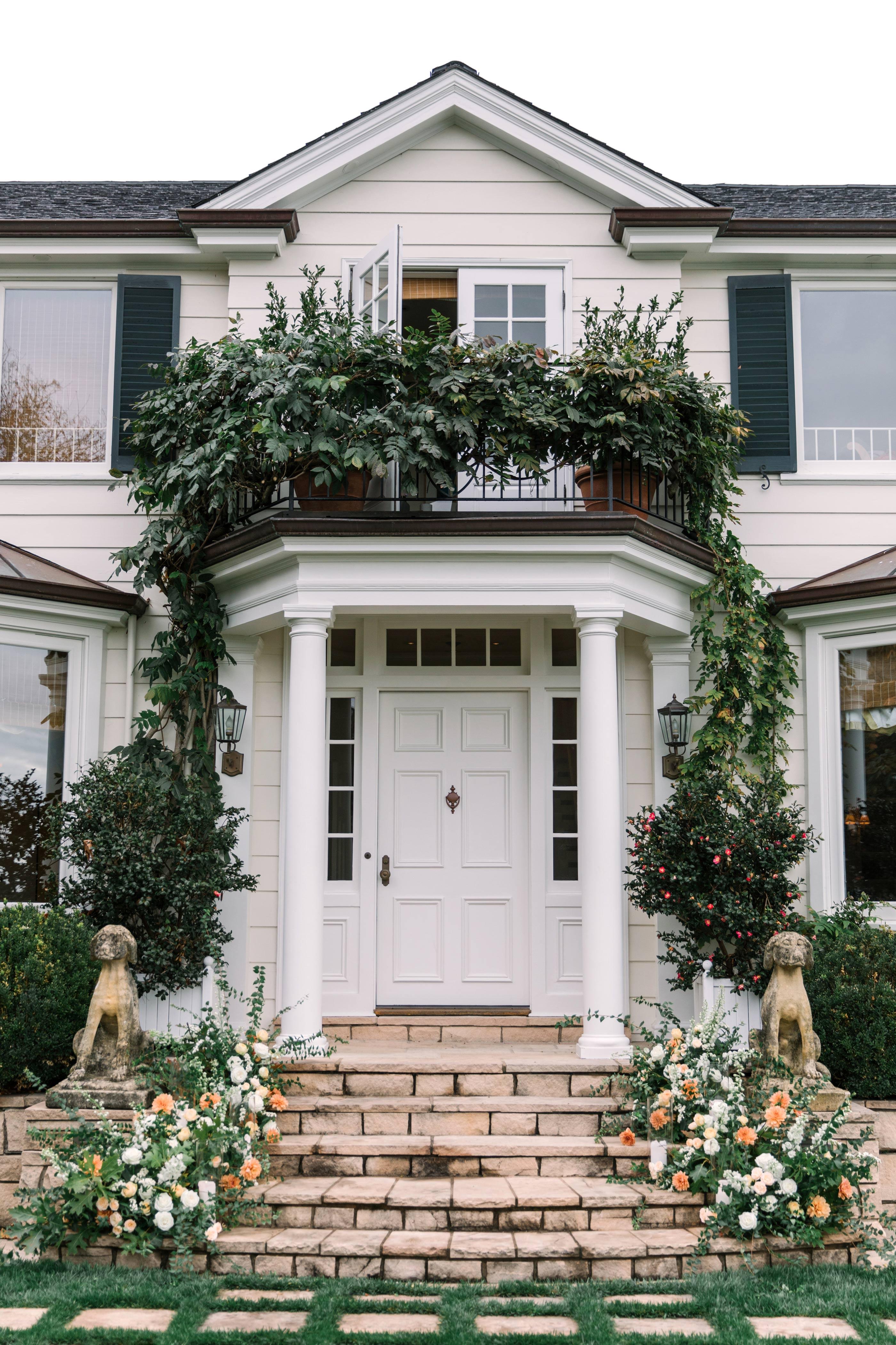 gillian marcus wedding house