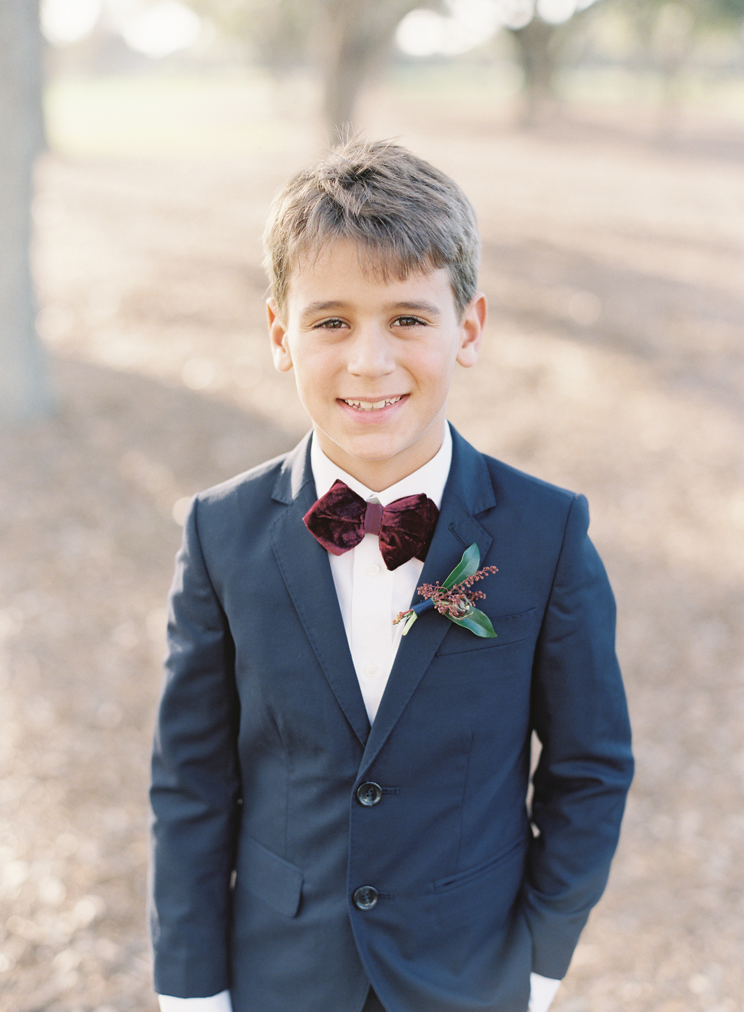 ring bearer boutonnieres jacqui cole
