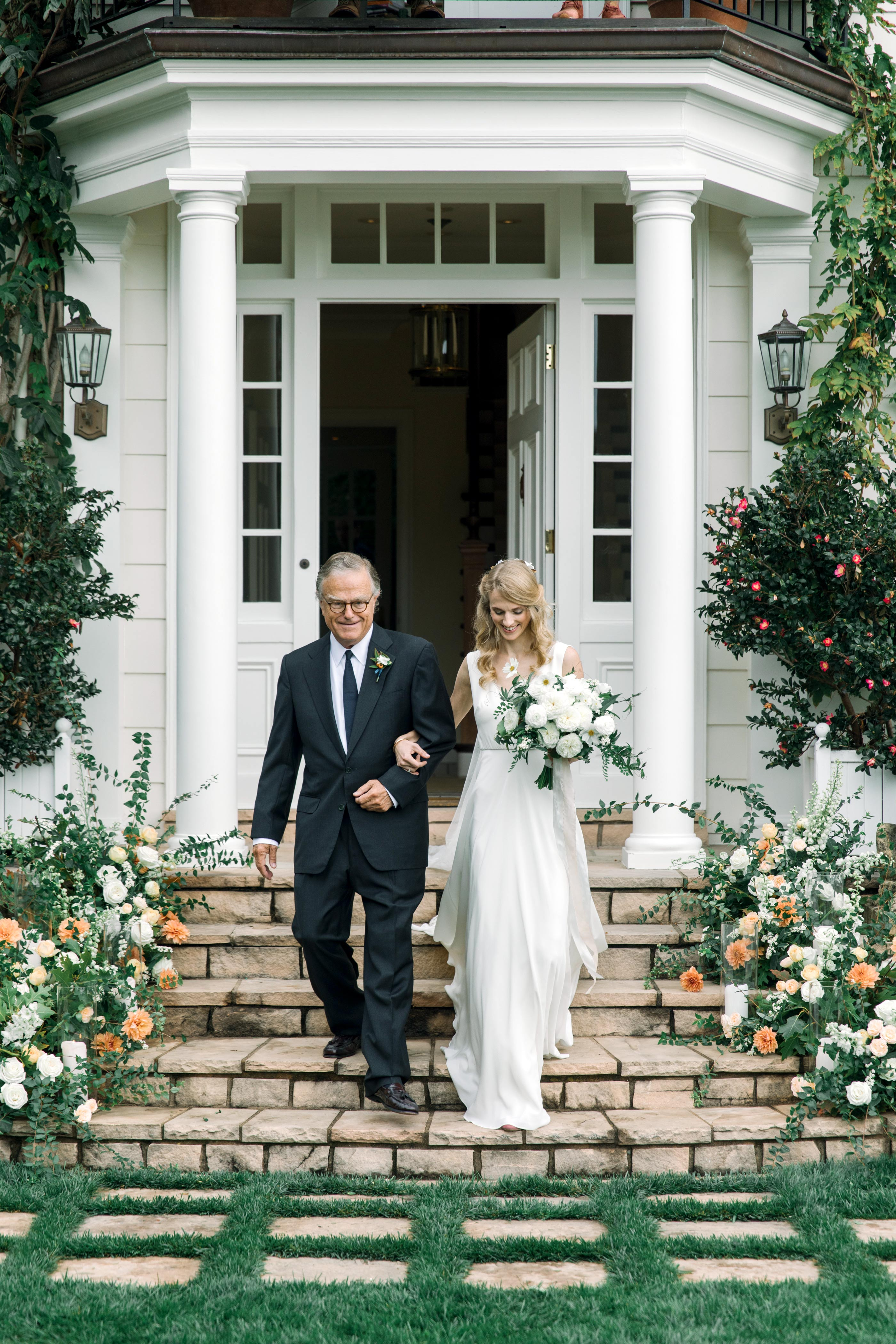 gillian marcus wedding processional