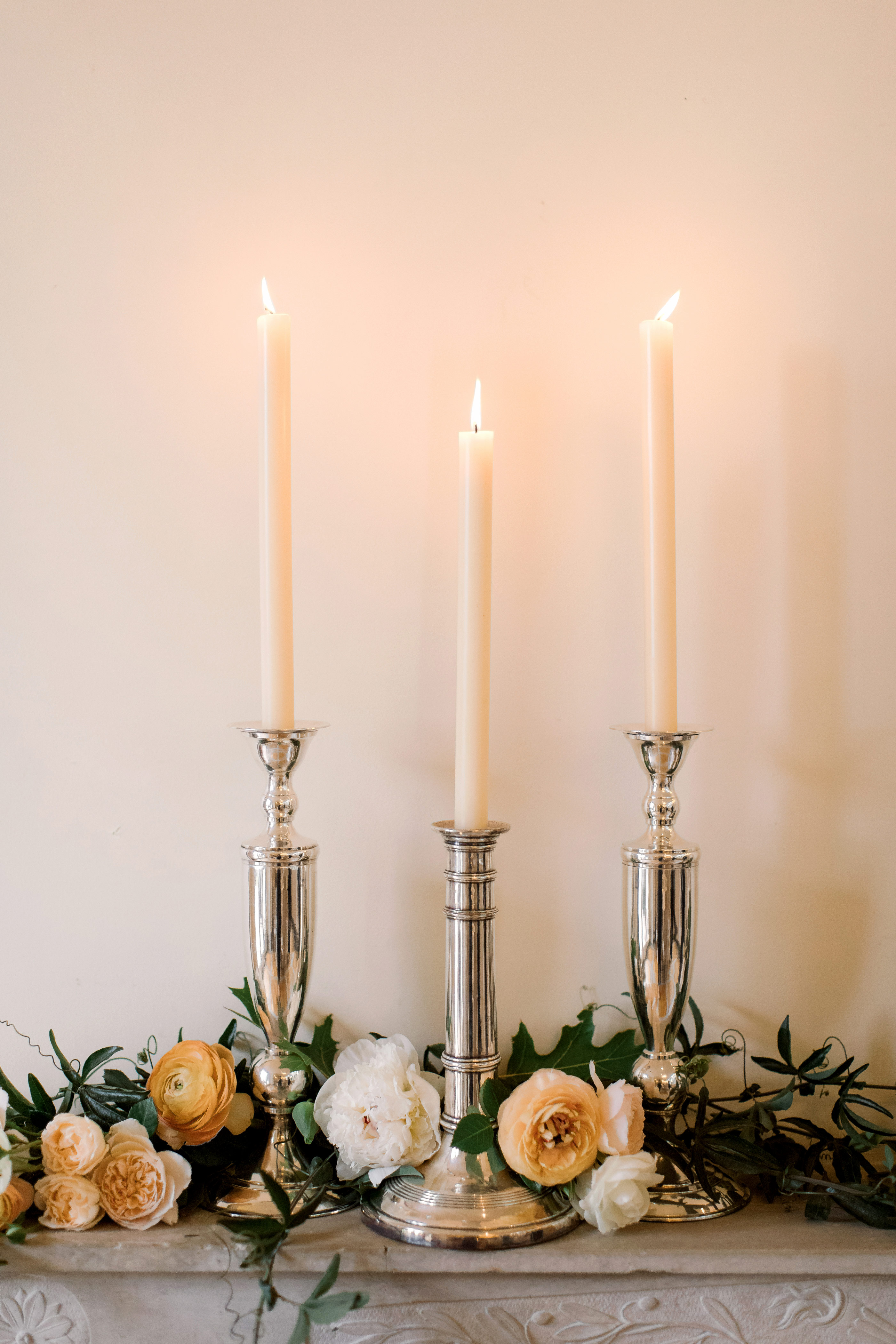 gillian marcus wedding candles