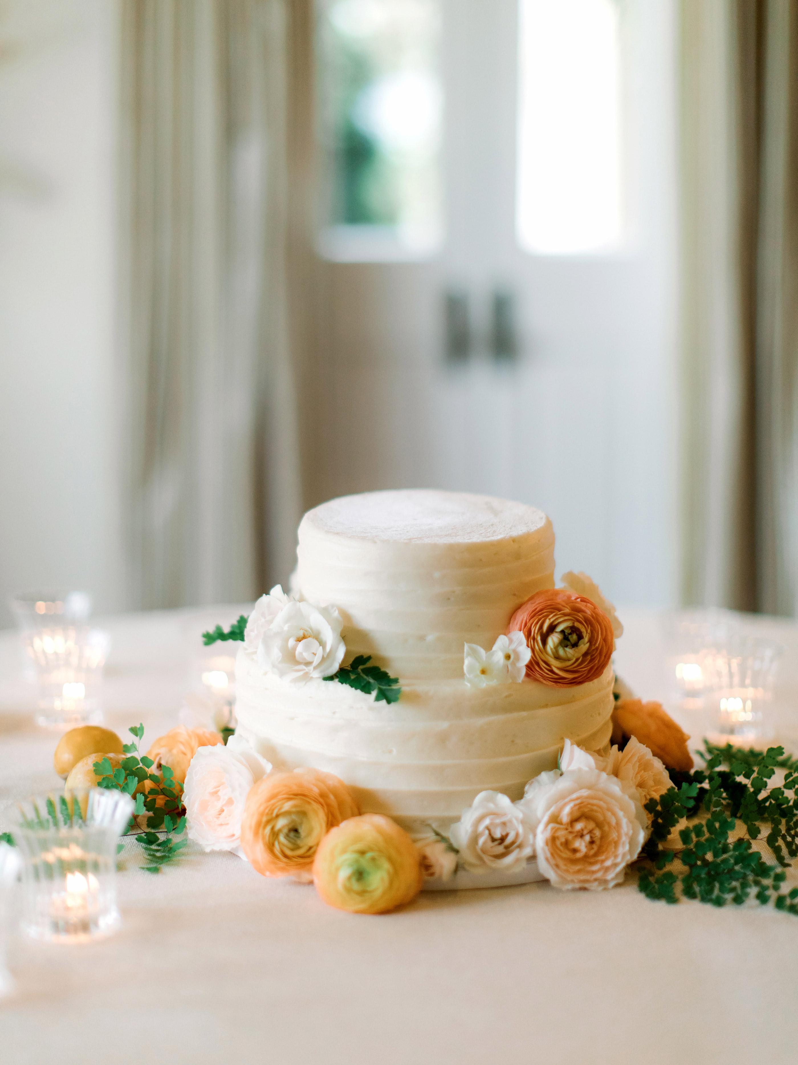 gillian marcus wedding cake