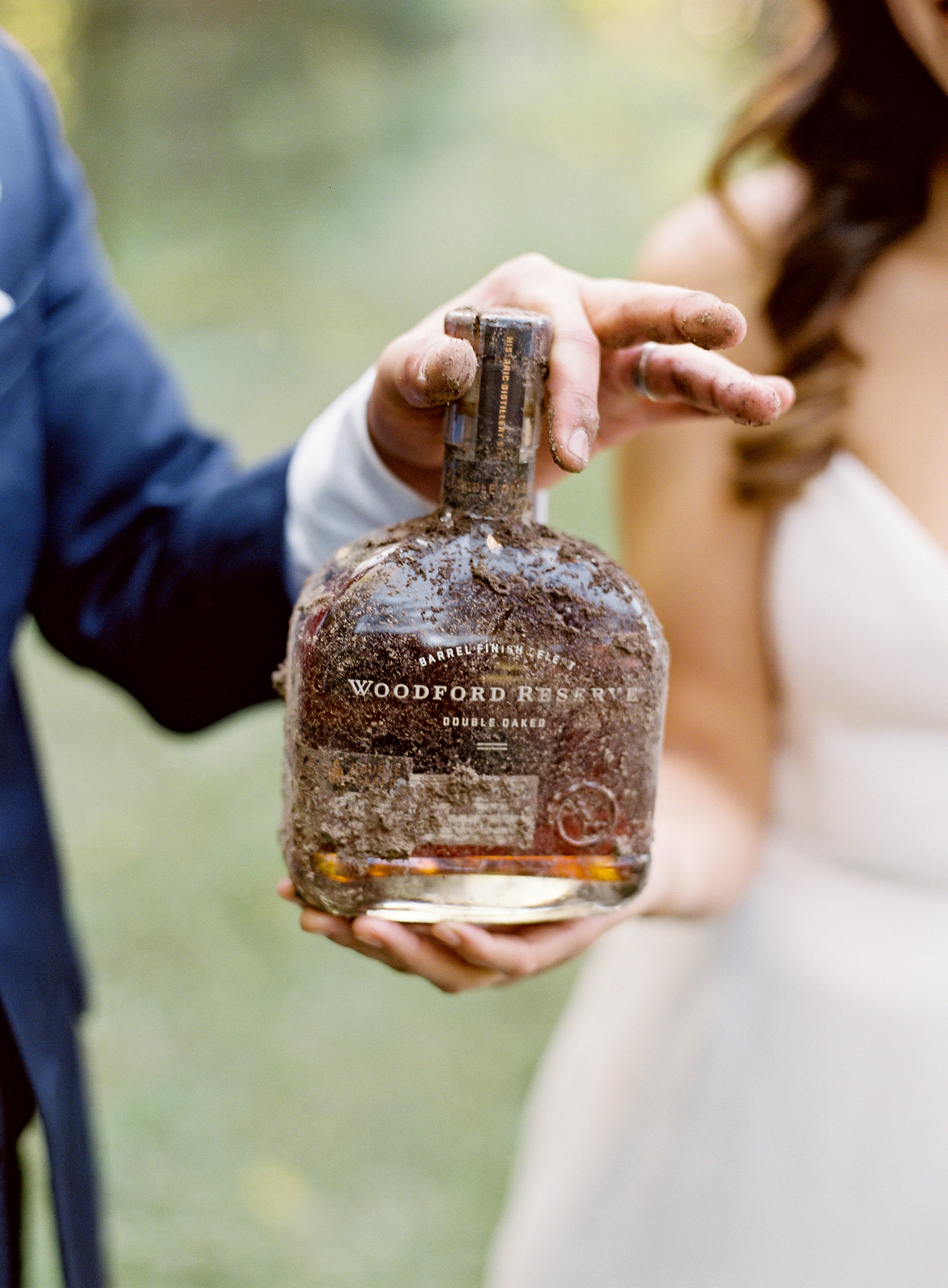 linda robert wedding whiskey