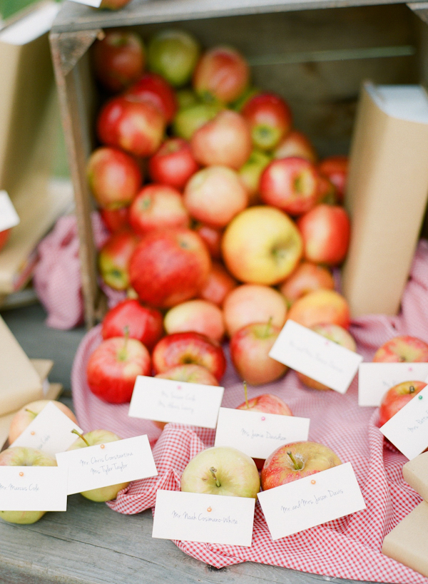 apple wedding ideas abby jiu