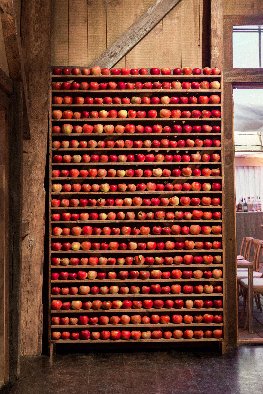 apple wedding ideas heather waraksa