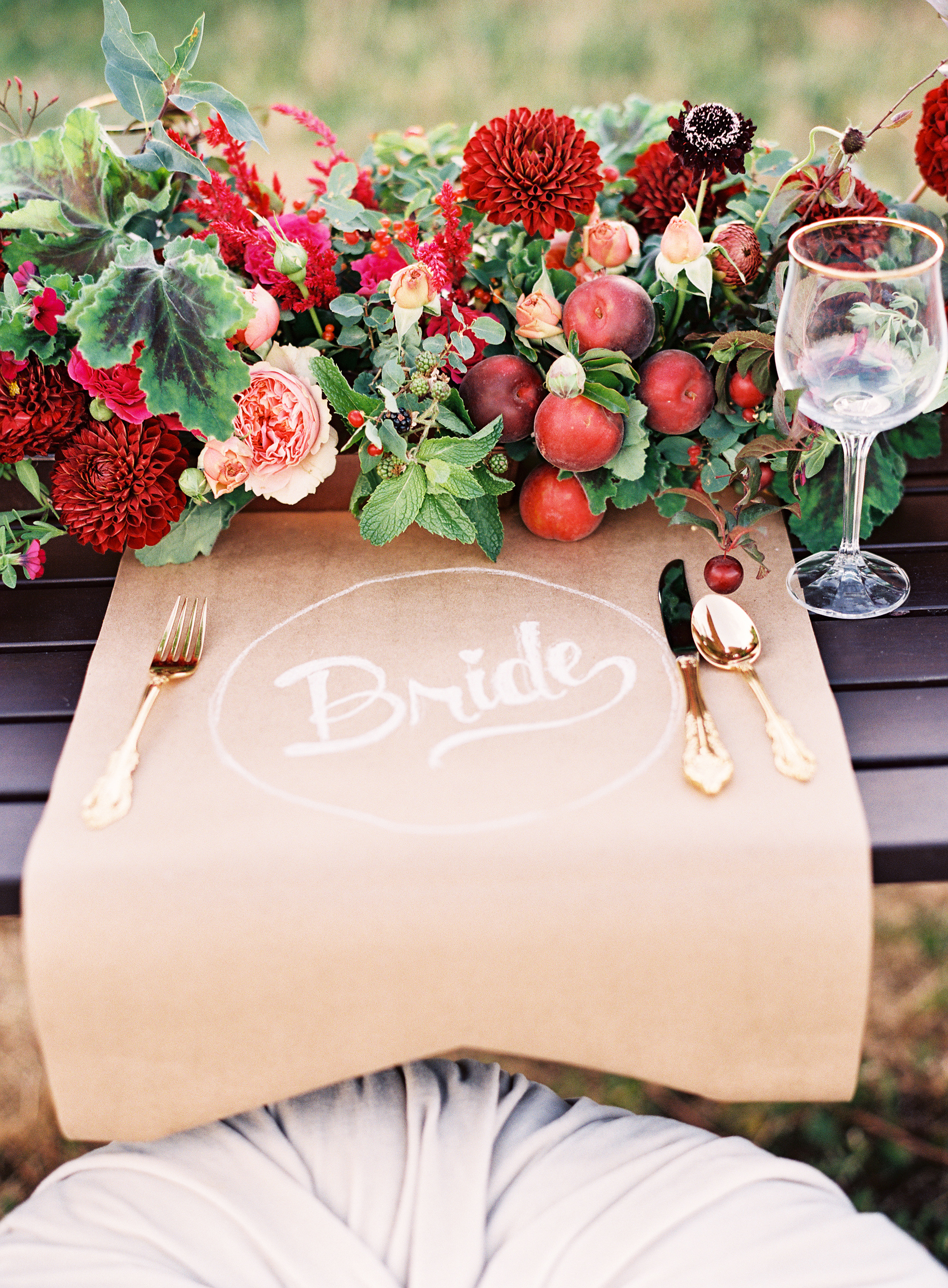 apple wedding ideas lindsey stewart