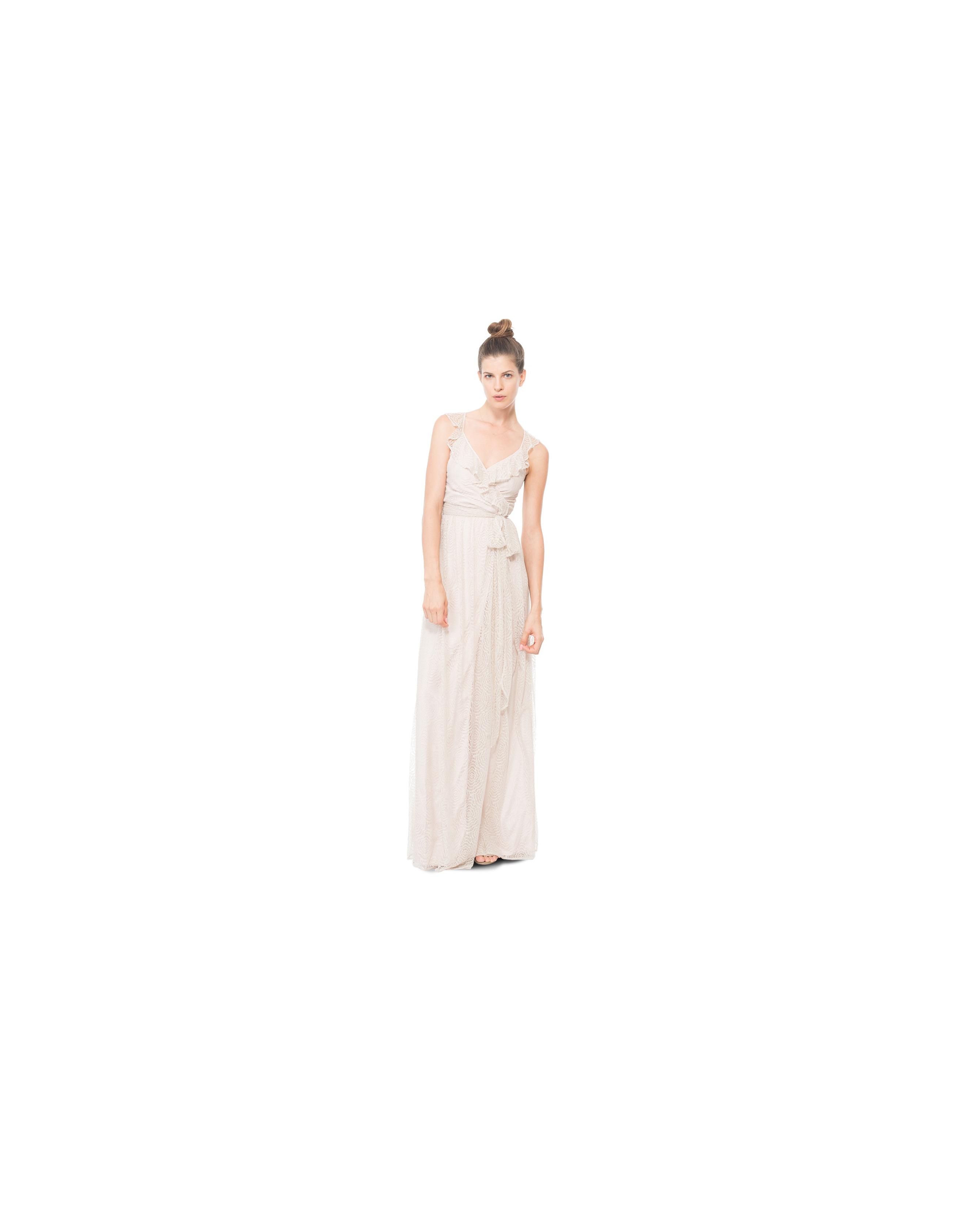 lace bridesmaid dresses joanna august