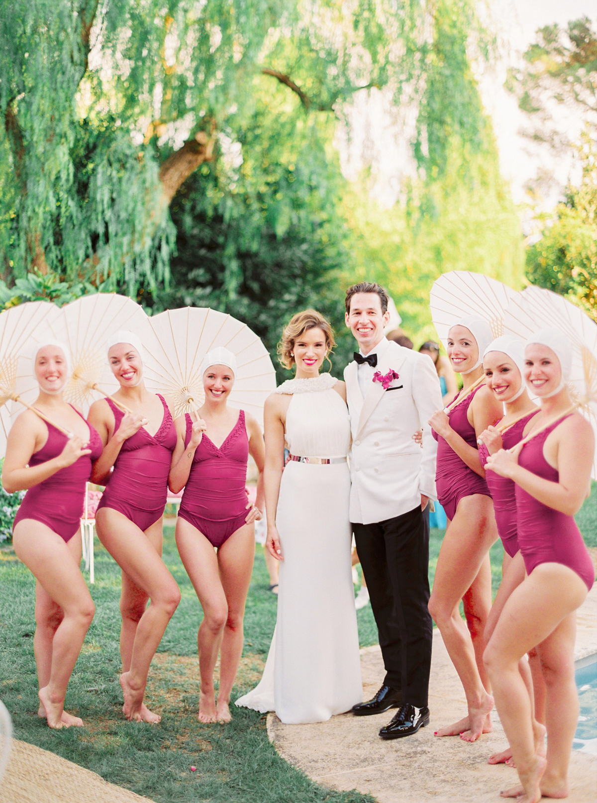 Guests Traveled to the French Riviera for This Couple's Fun, Formal Wedding
