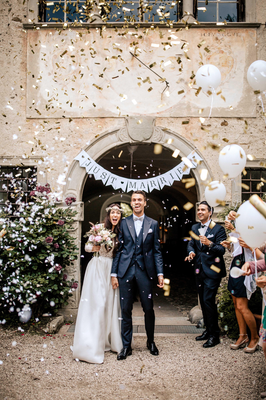 wedding exits confetti chris-and ruth