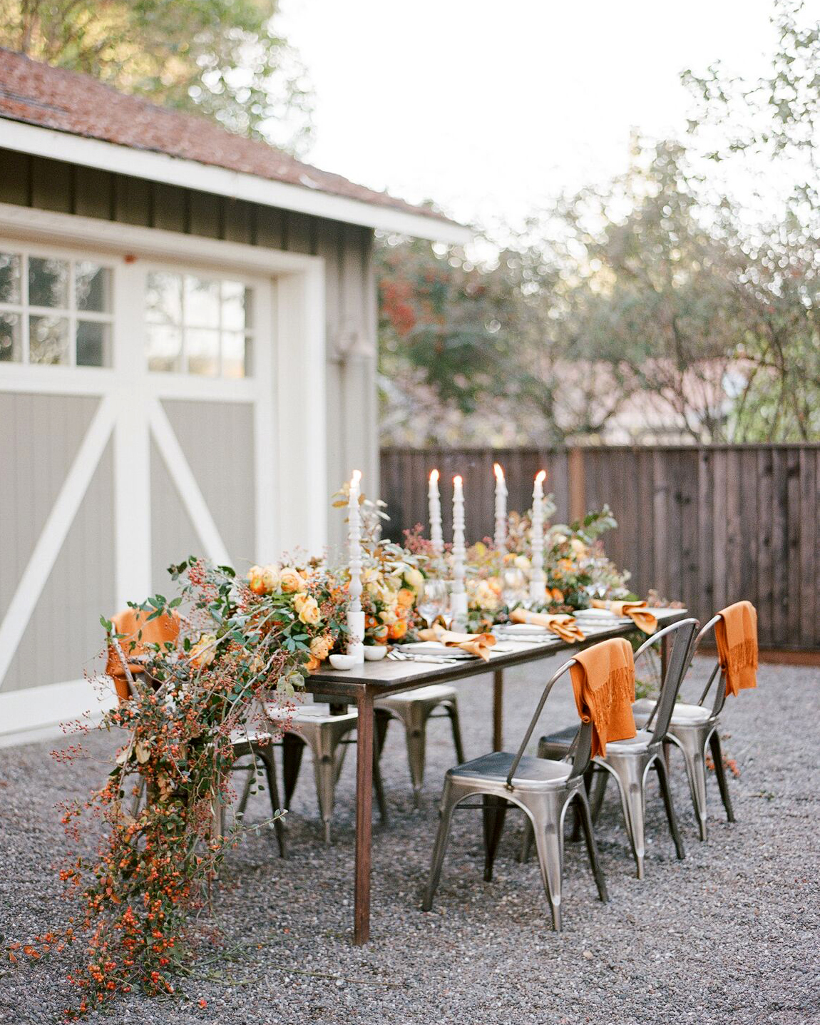 22 Unique Ideas for Your Fall Engagement Party