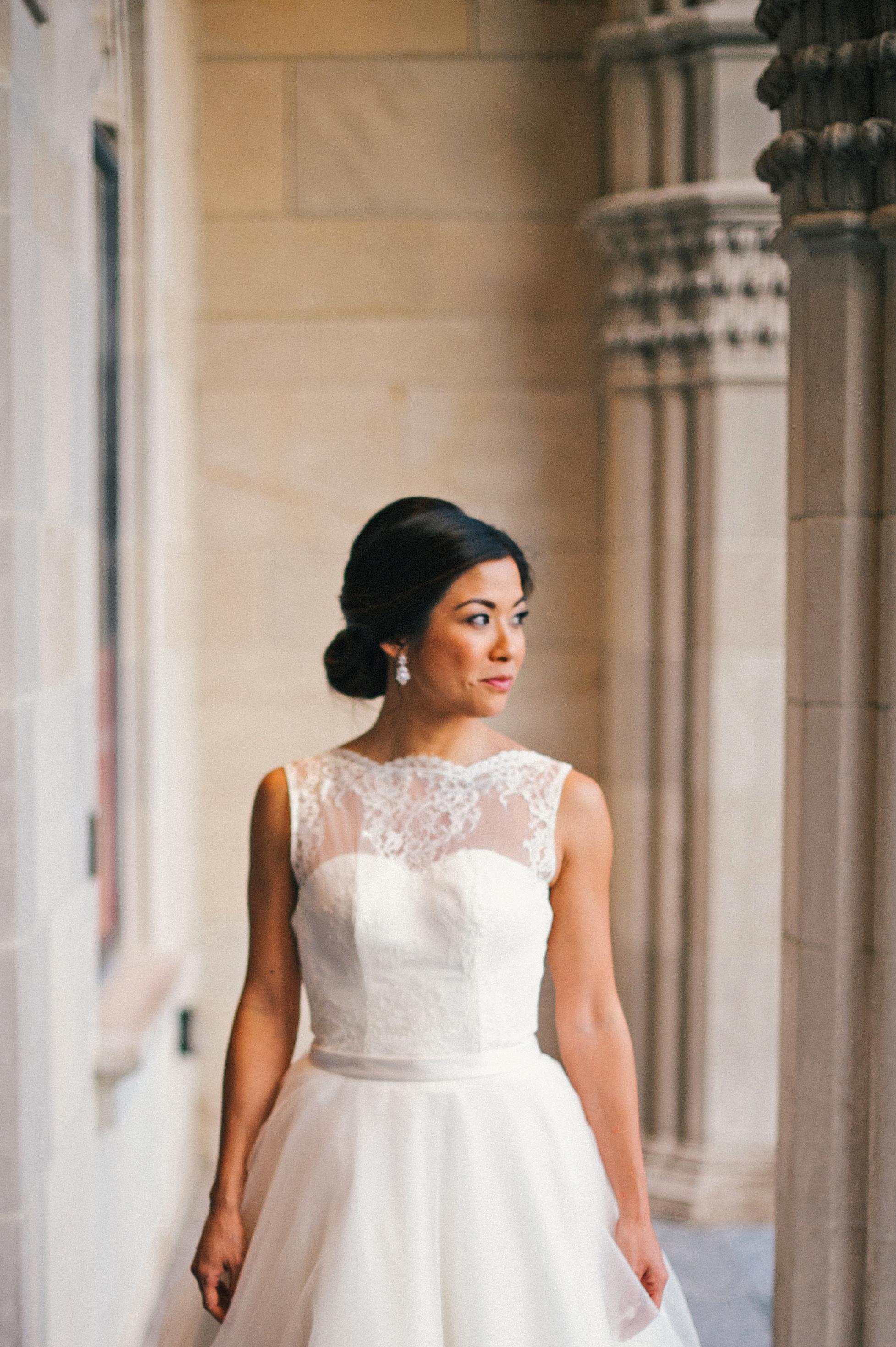 boat neck wedding dresses still