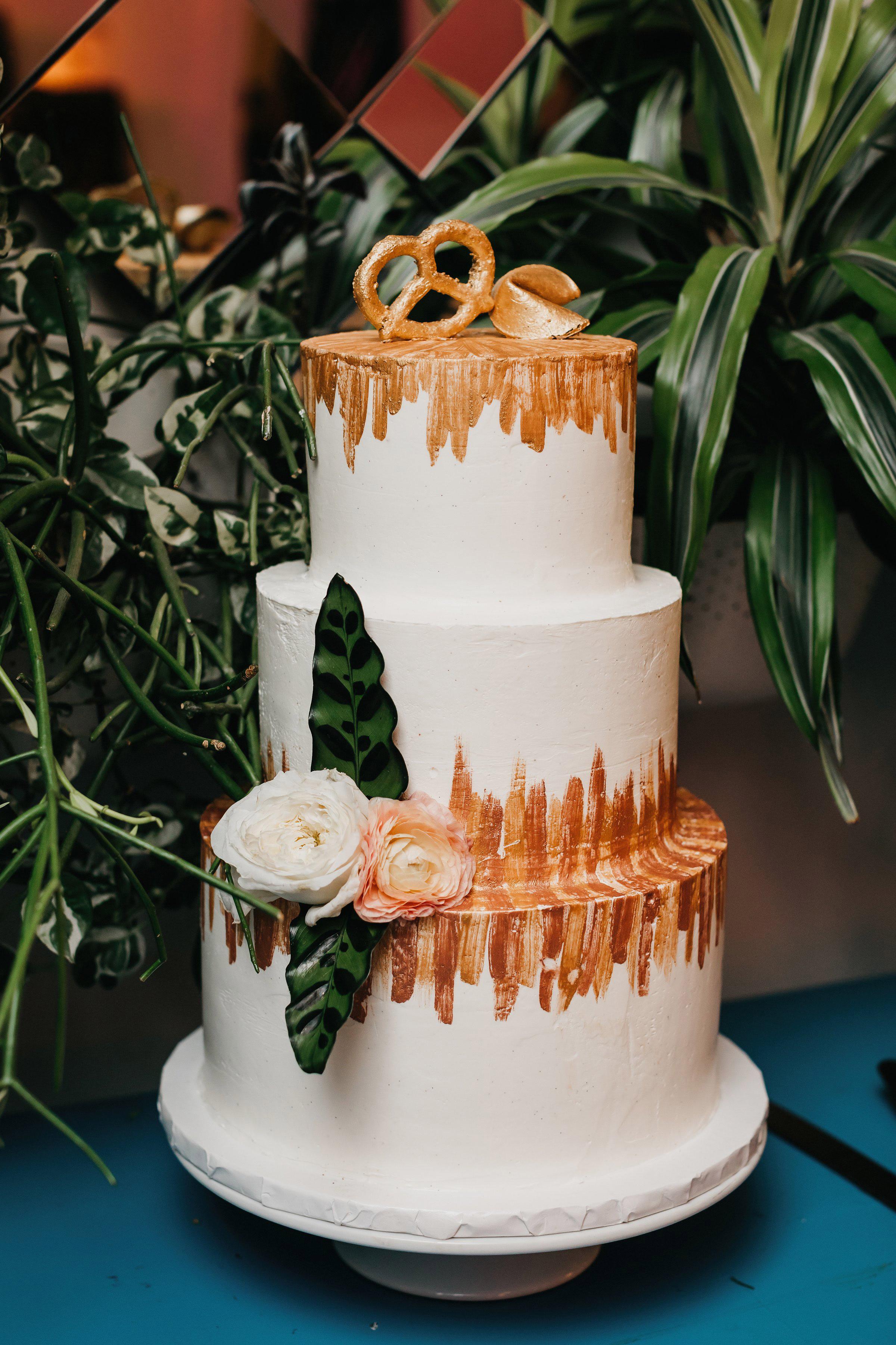 colleen pip wedding cake
