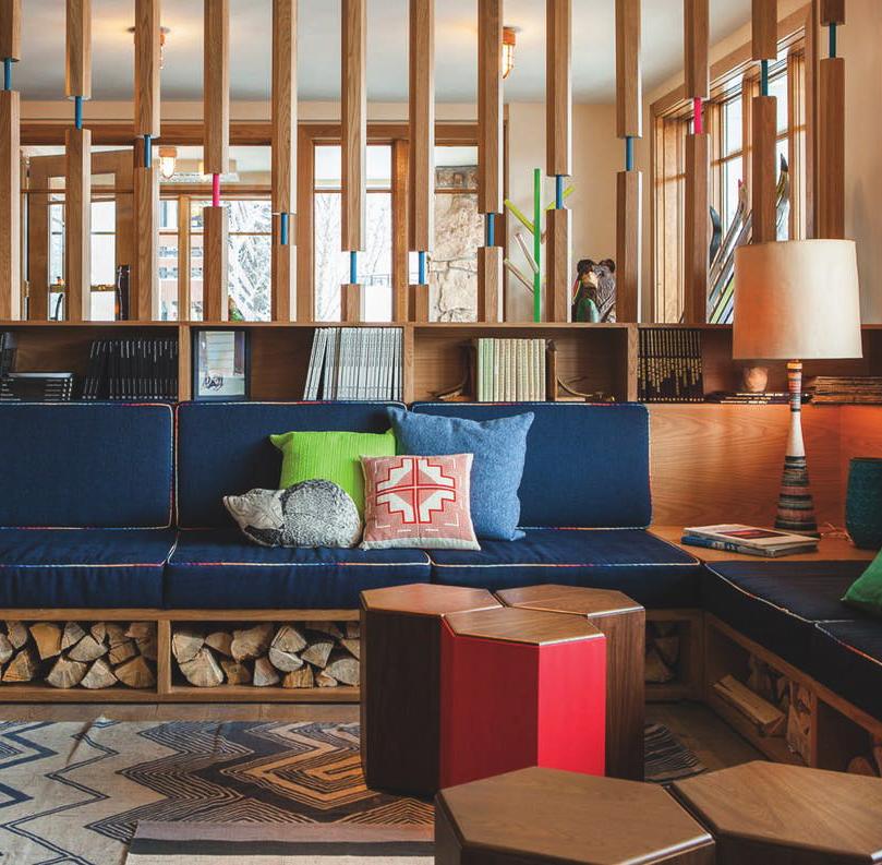 Aspen bachelorette hotels wildwood snowmass
