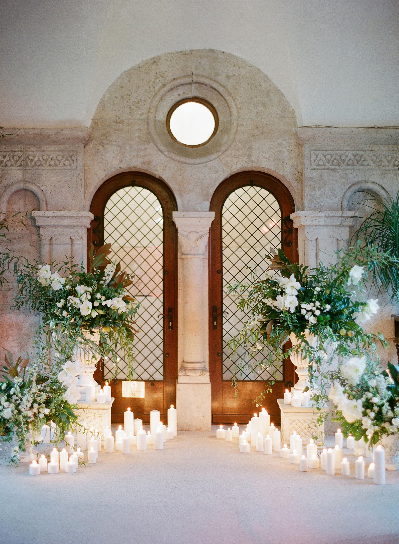 diana alex wedding ceremony indoor