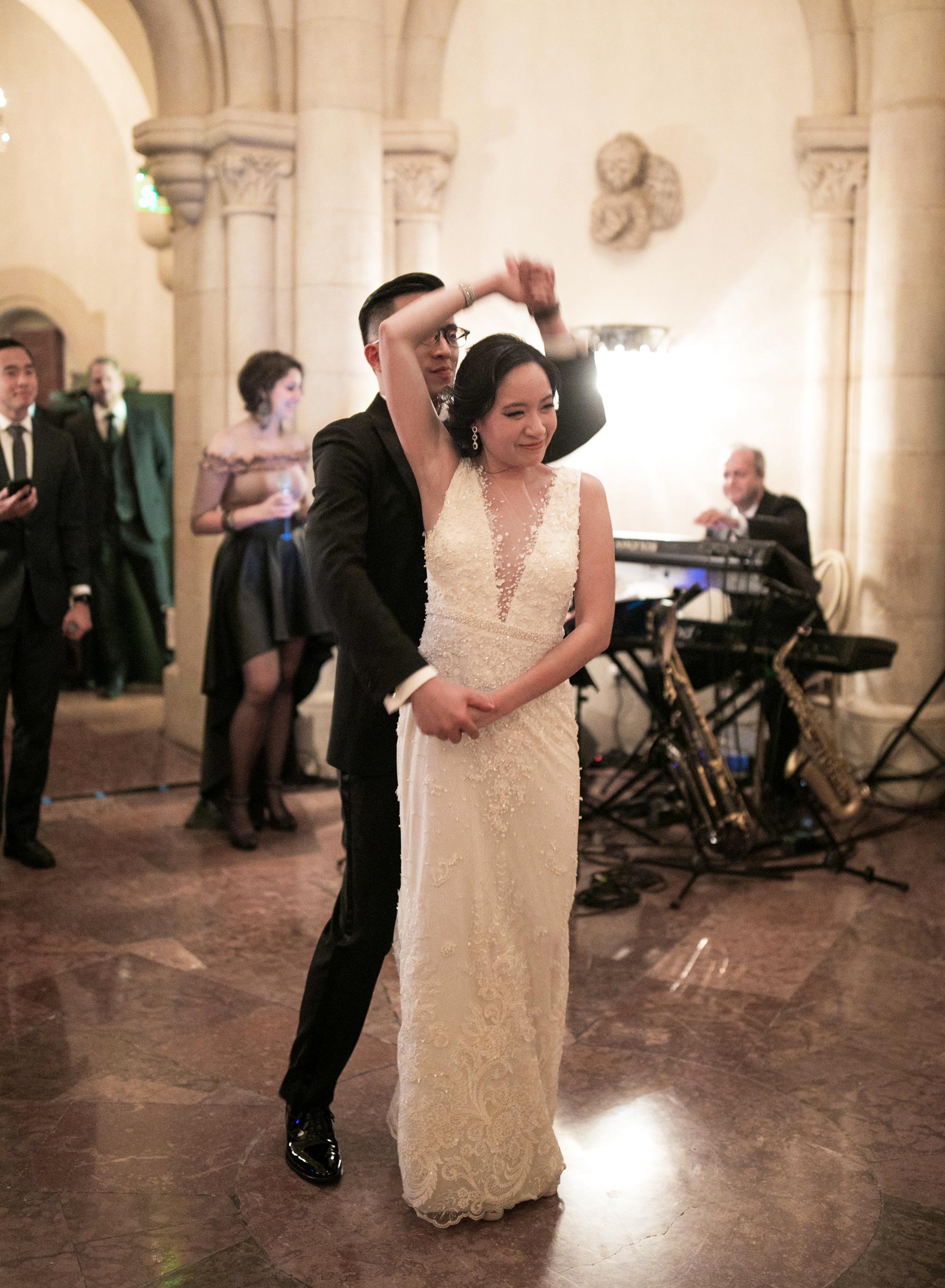 diana alex wedding first dance