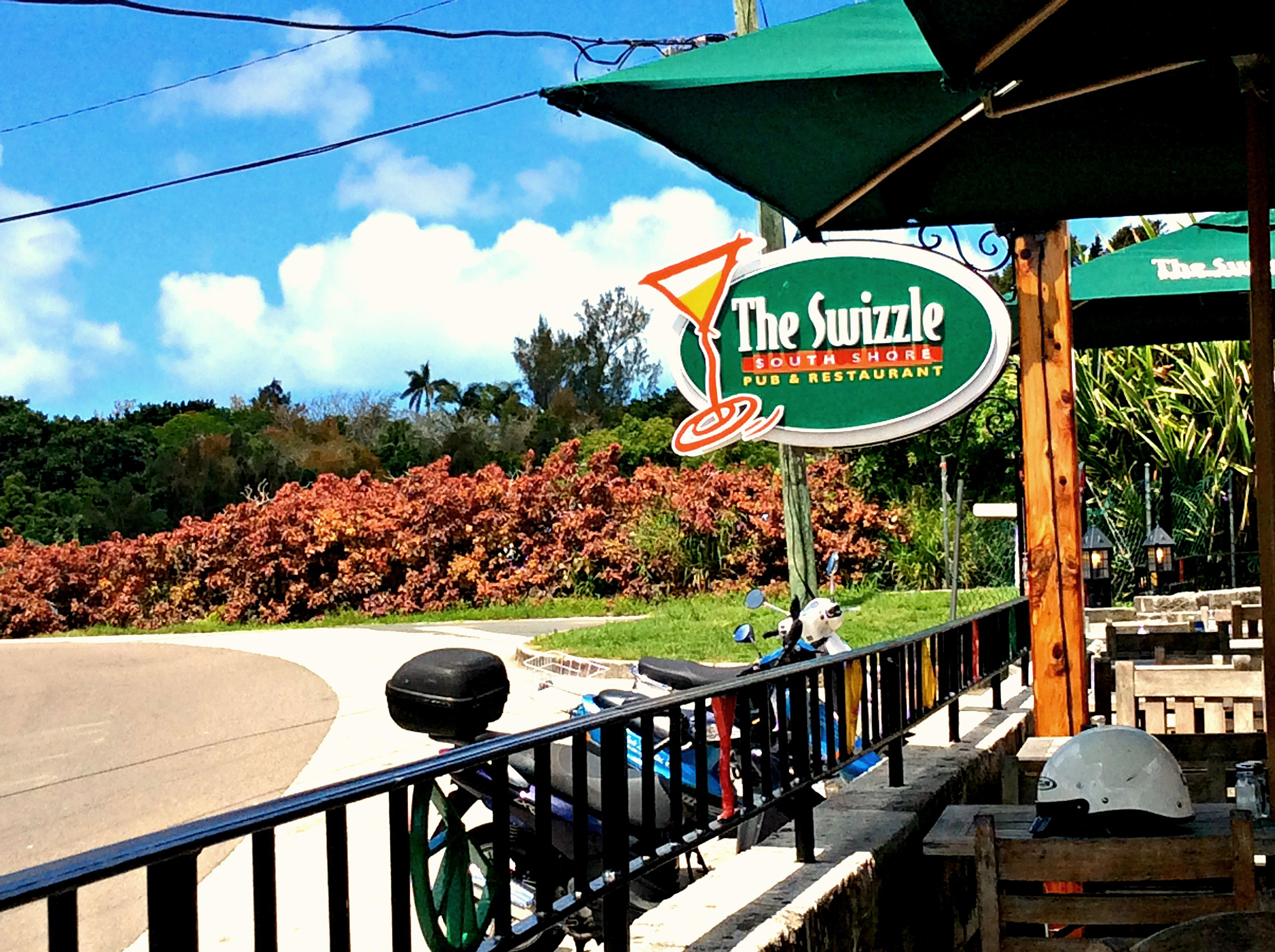 bermuda honeymoons the swizzle