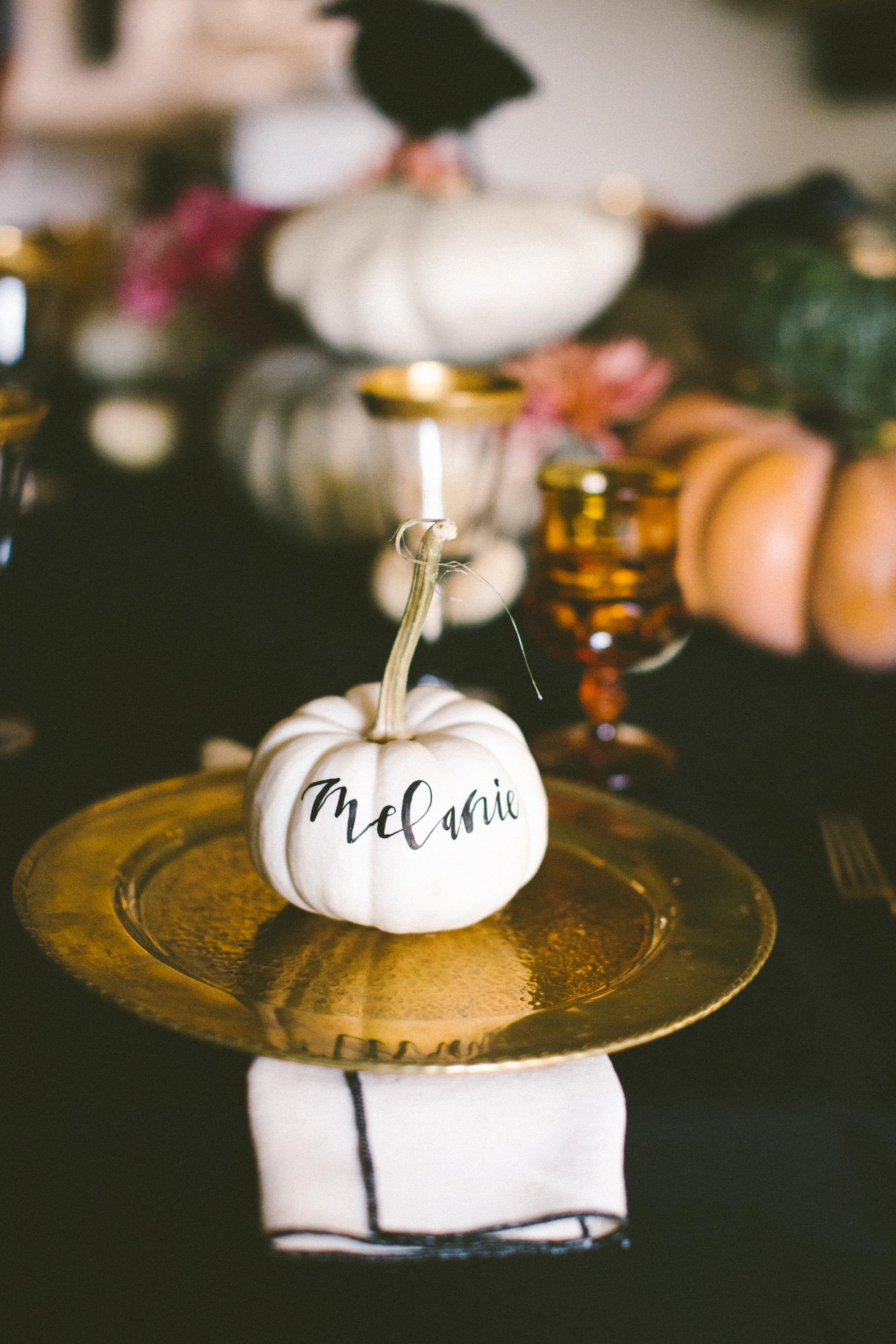 4 Tips for Planning an Autumn-Inspired Rehearsal Dinner