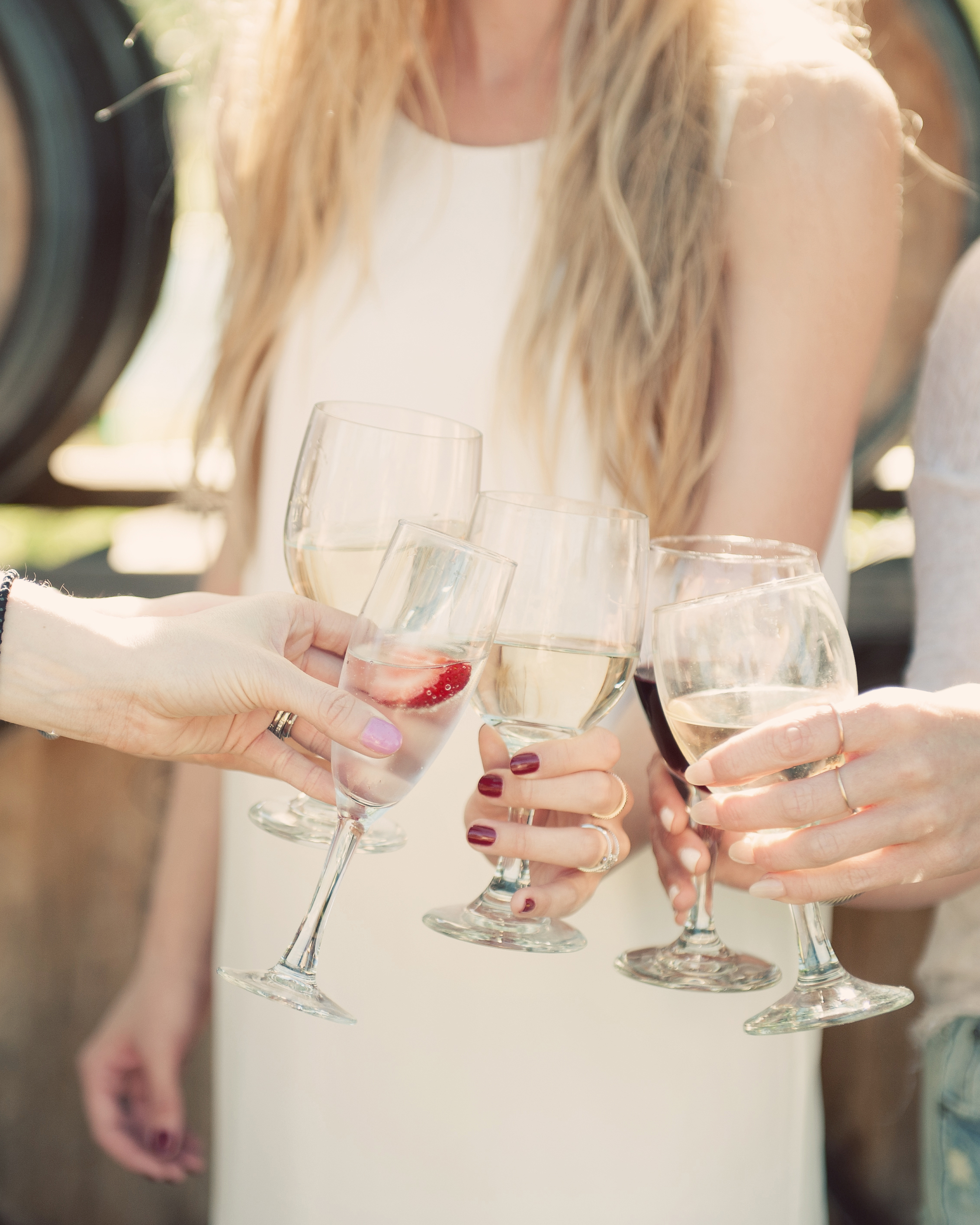 Everyone Who Should Consider Making a Speech at the Bridal Shower
