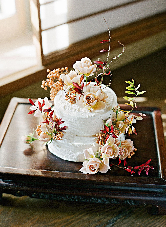addie richard wedding japan cake