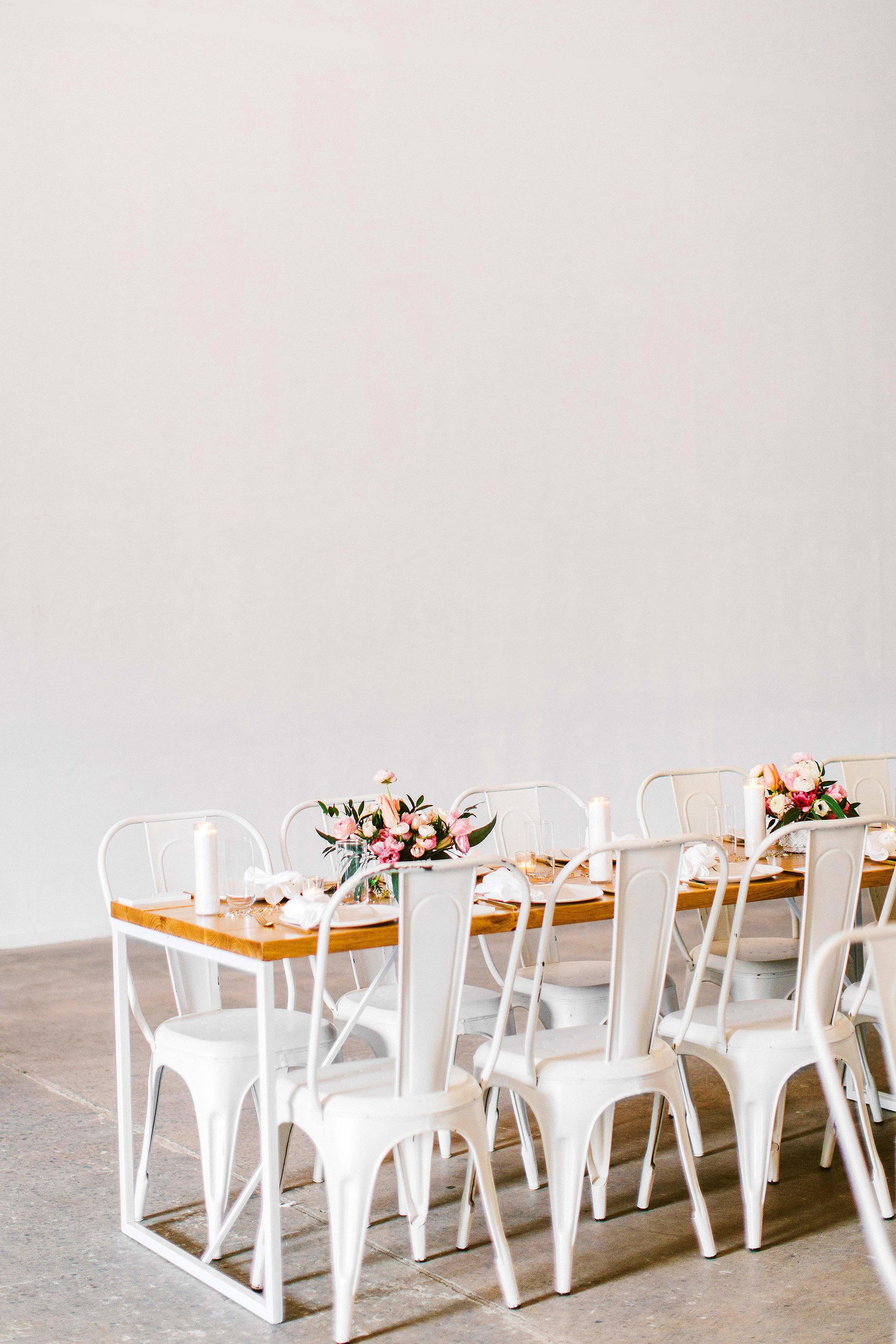 sara ryan wedding philadelphia tables