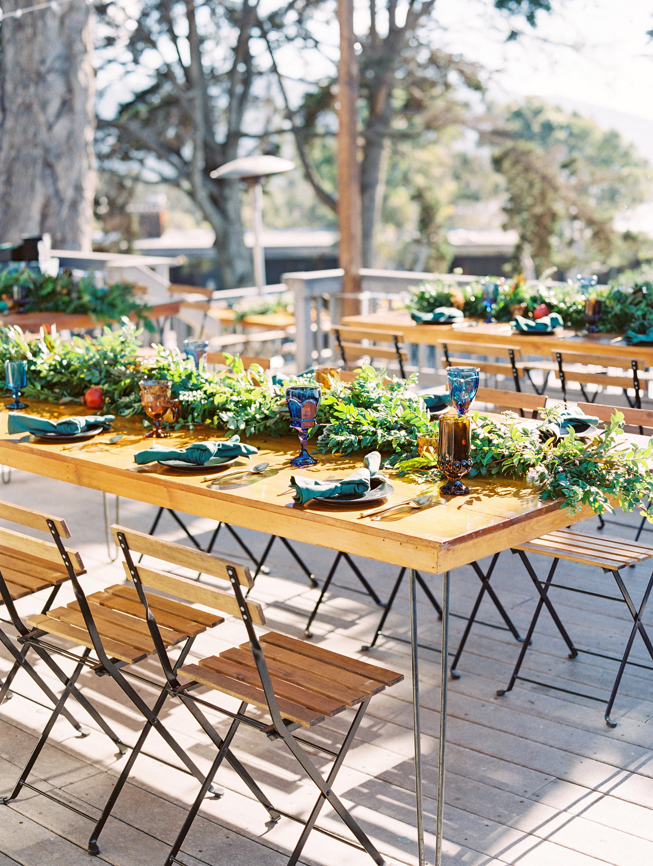 rob franco wedding table