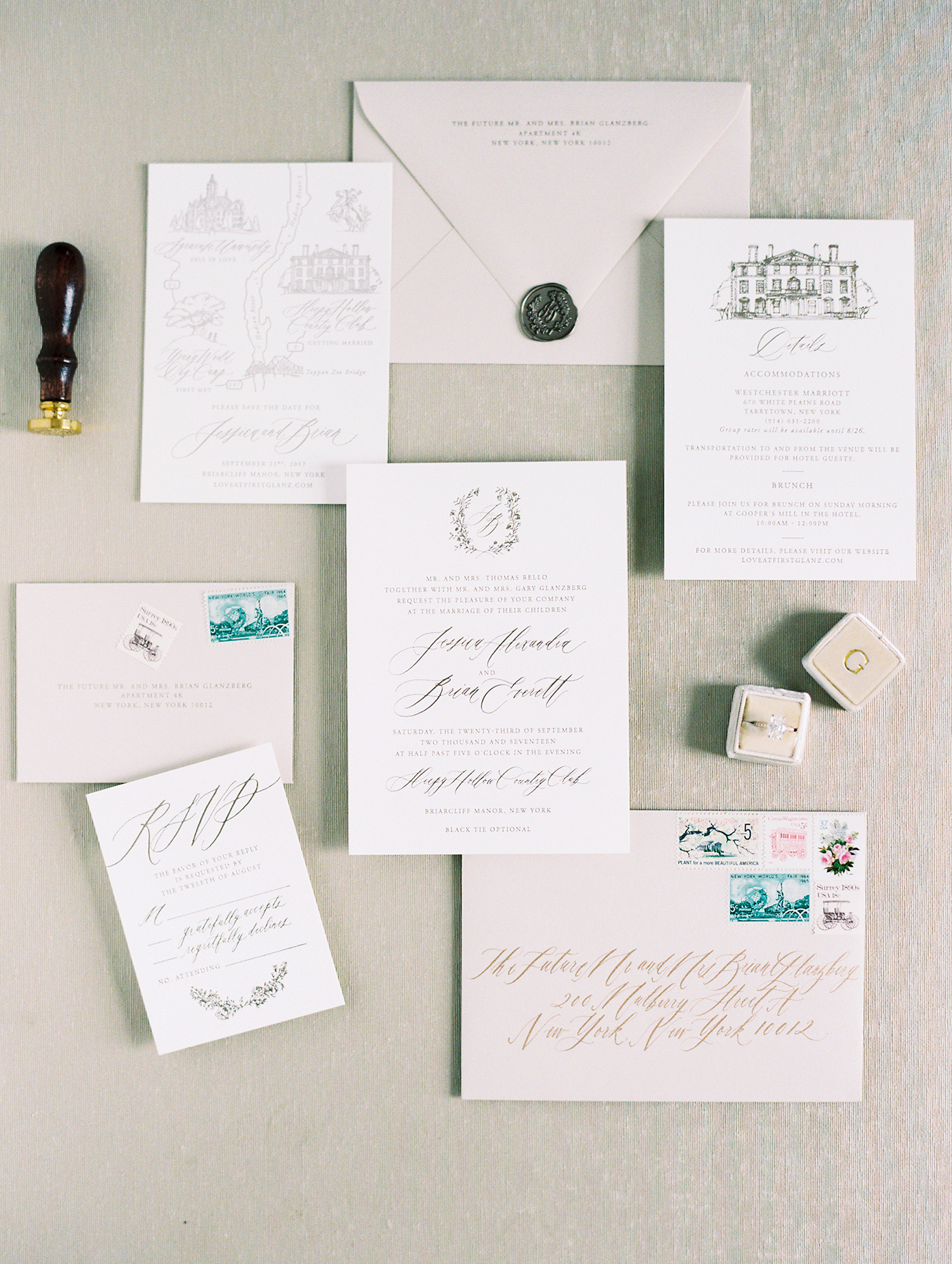 The Gorgeous Stationery