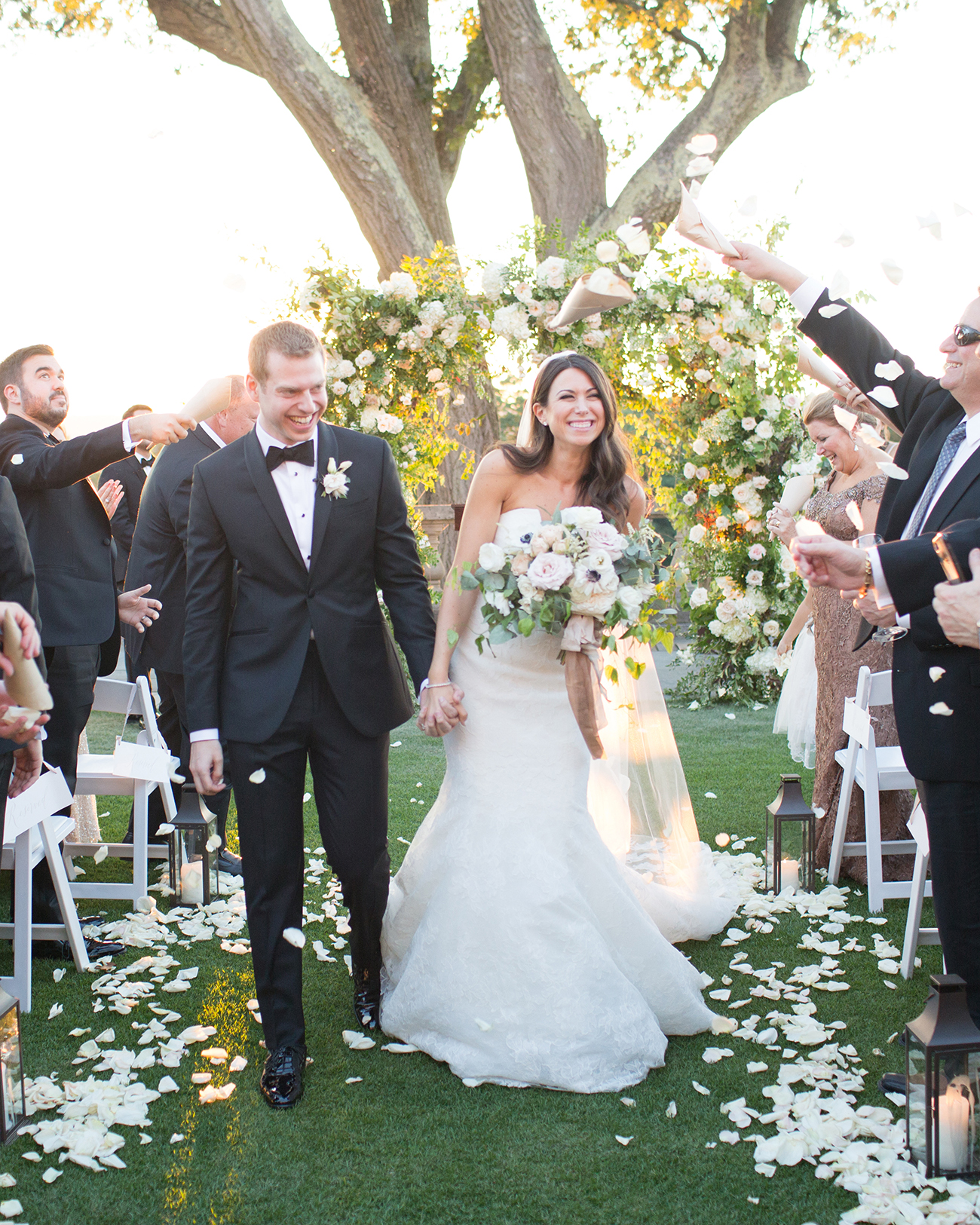 Your Guide to the Traditional Wedding Recessional