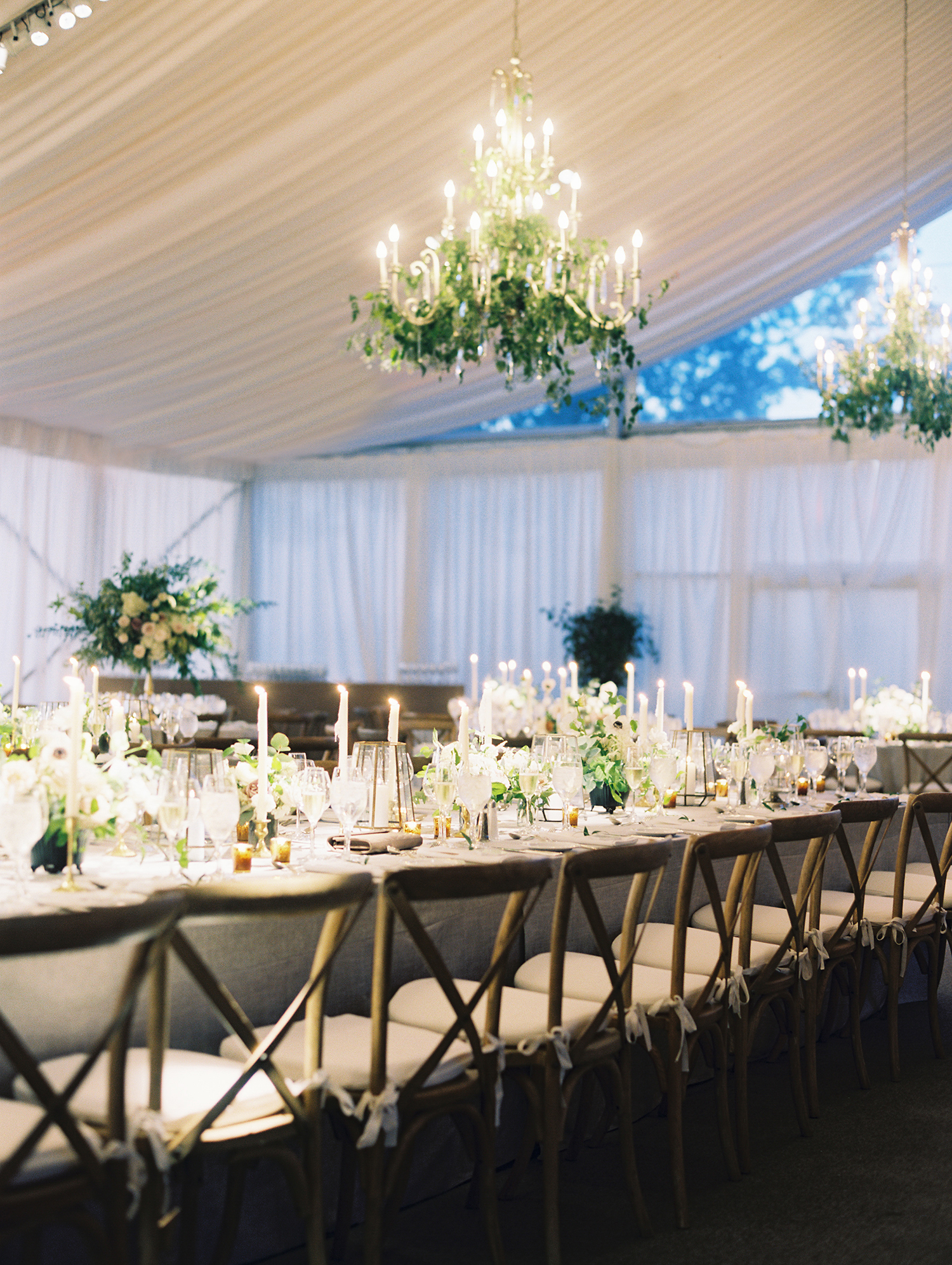 The Tented Reception