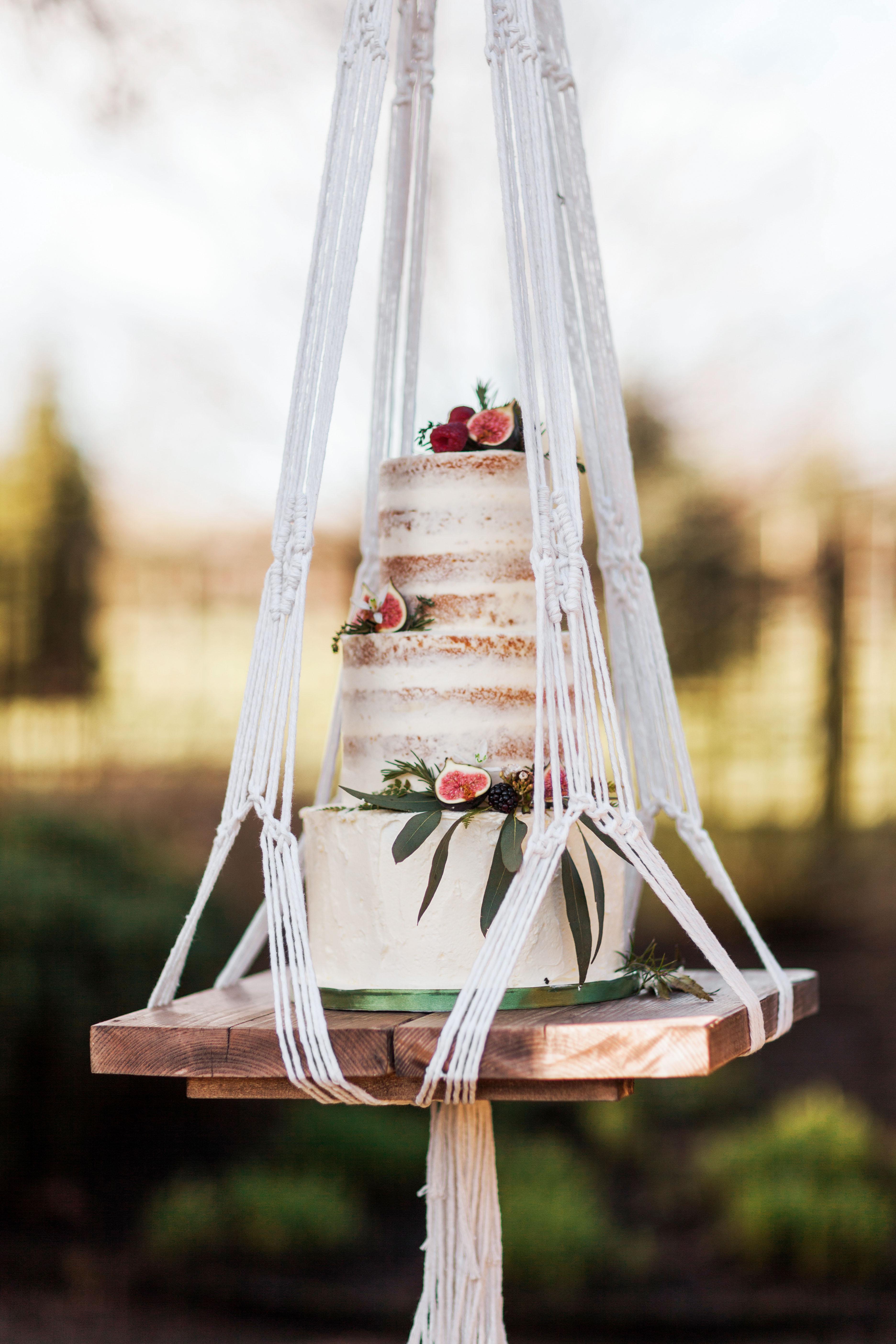 suspended wedding cake tables jo bradbury