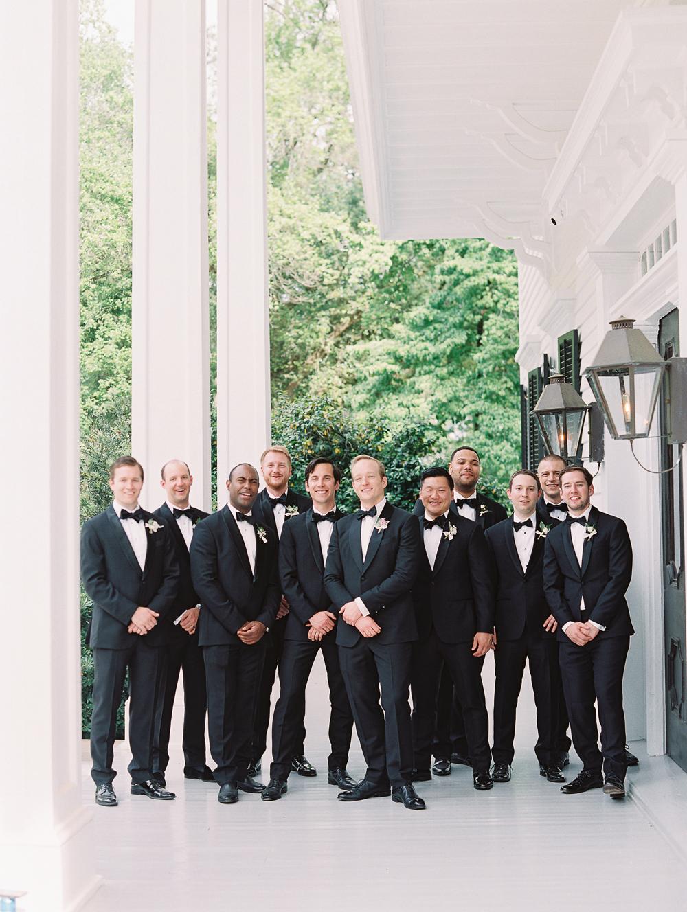 julia mitchell wedding groomsmen