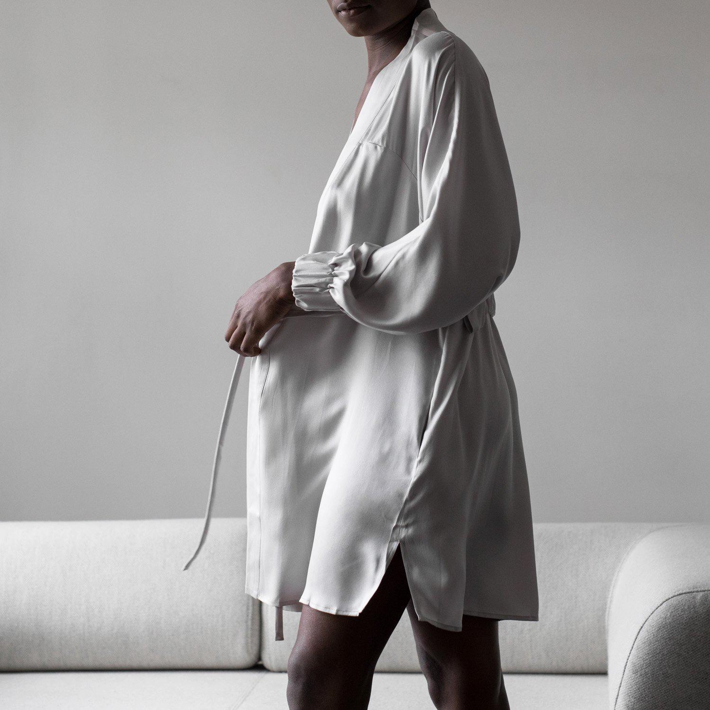 bridesmaids robes lunya robe