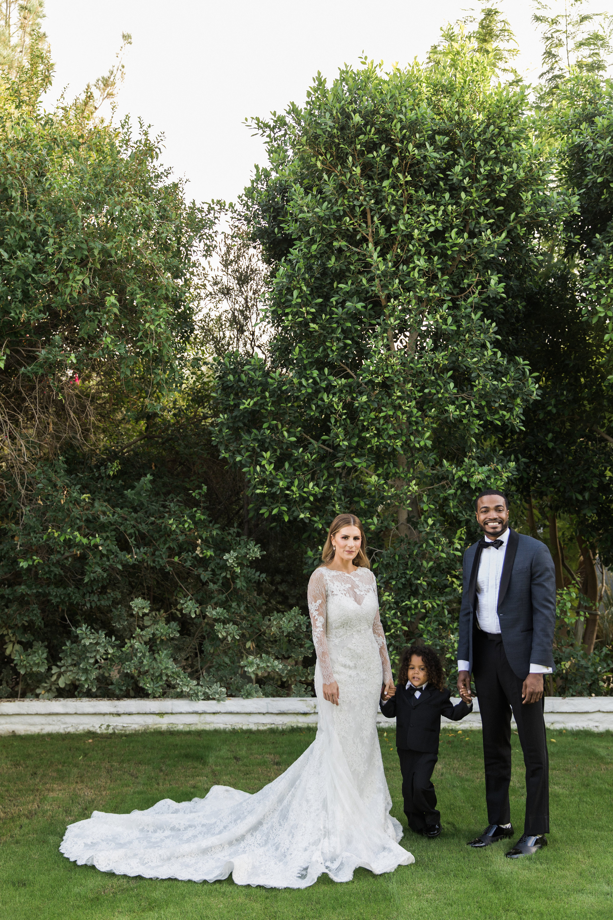 A Family-Focused Destination Wedding in Palm Springs