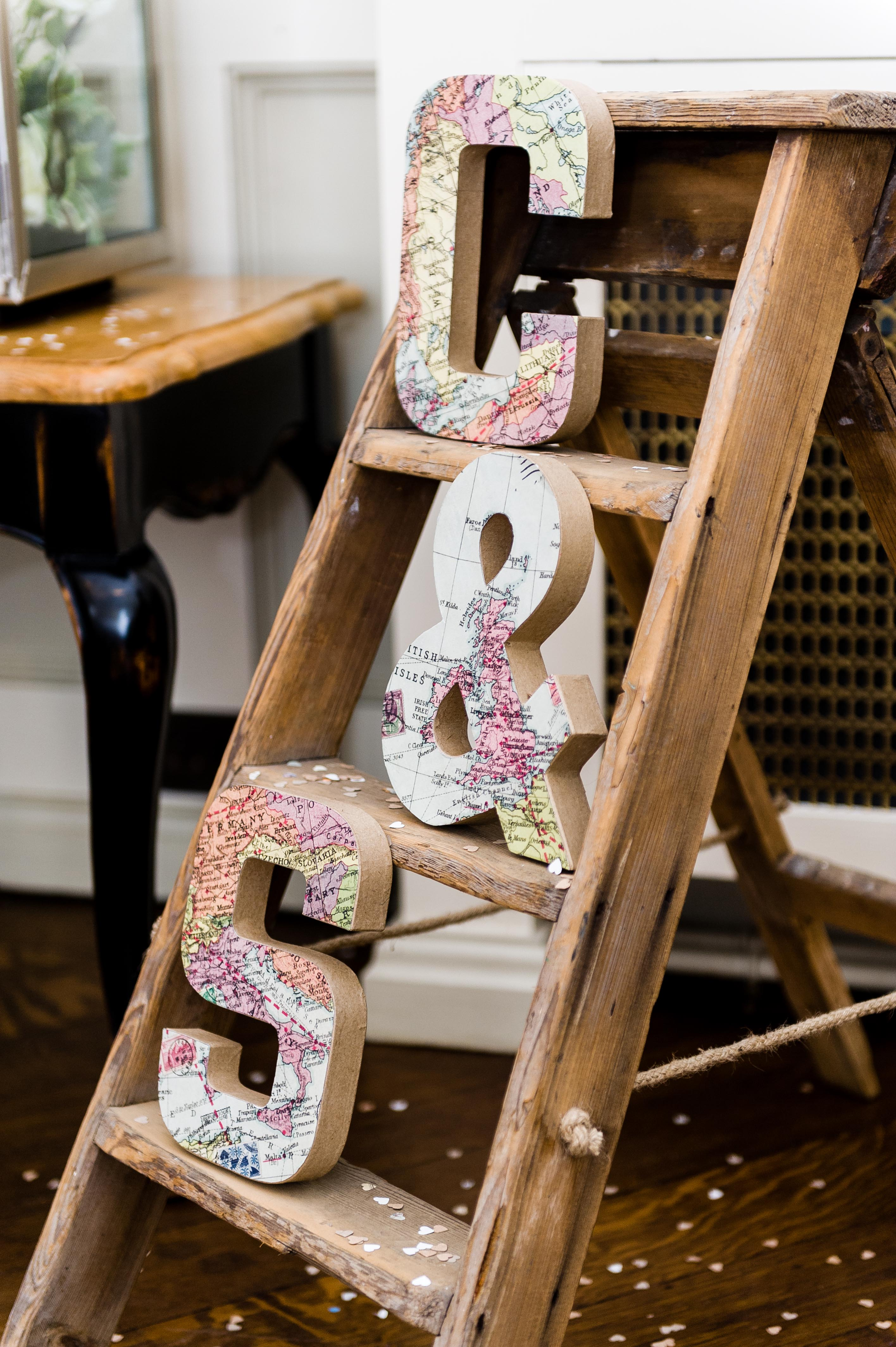 map letters