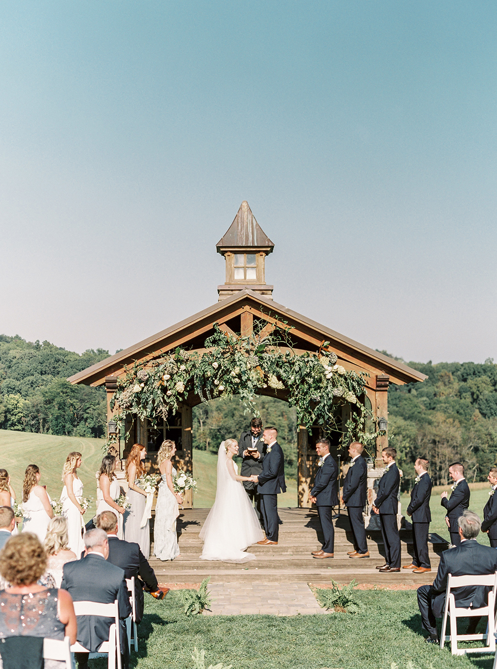 brewery wedding venues outdoor ceremony pavilion