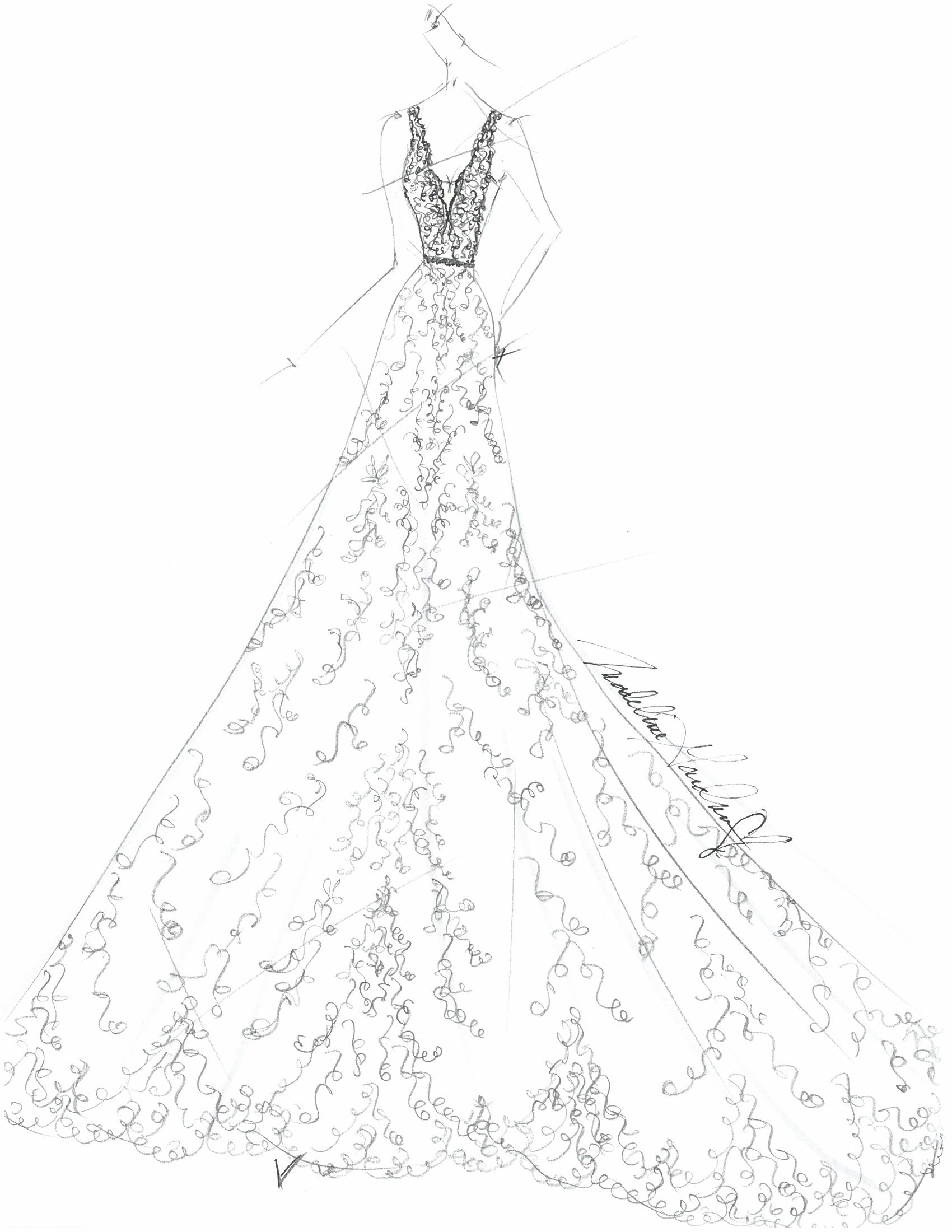 Exclusive: Get a First Look at the Fall 2019 Bridal