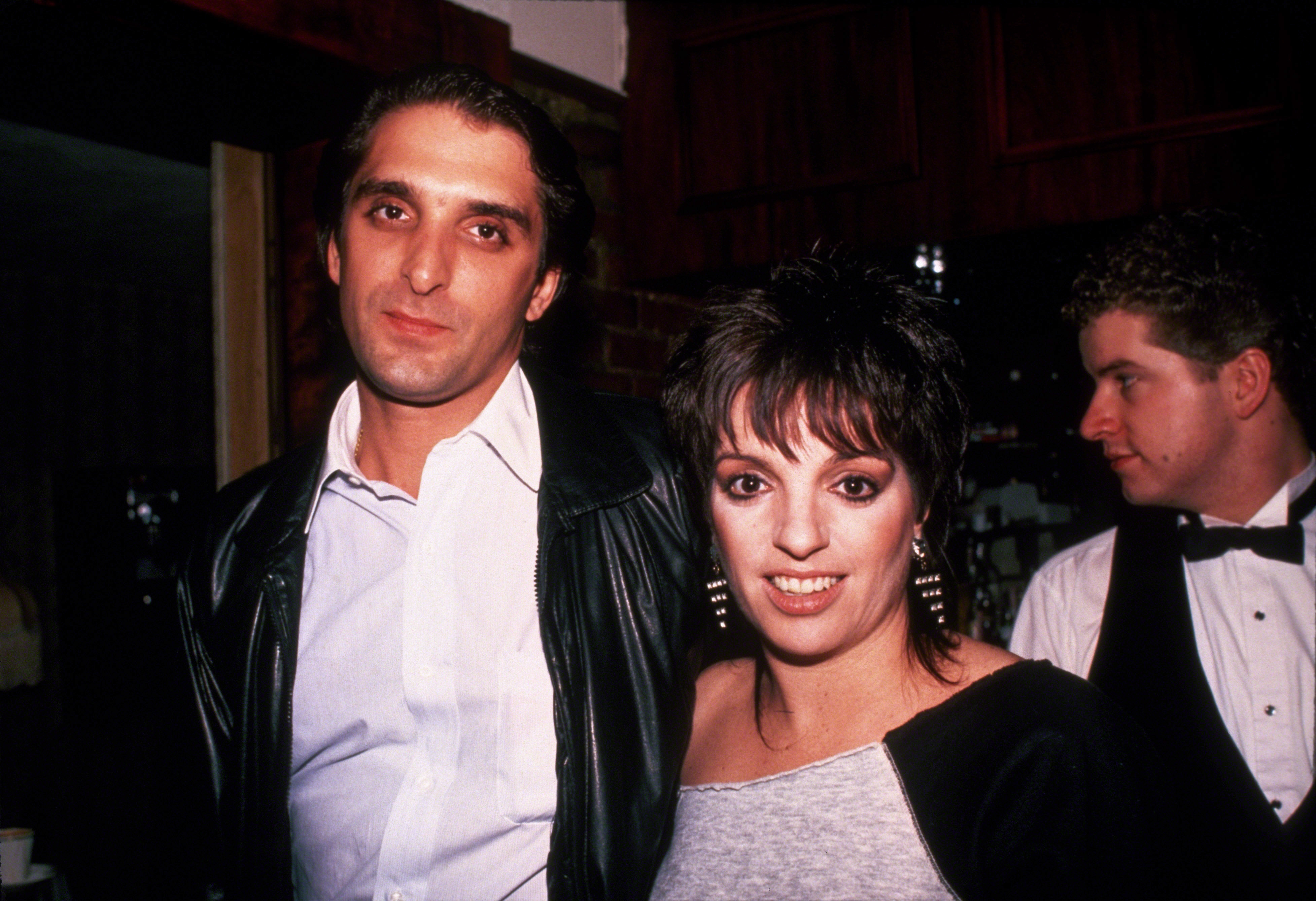 celebrity weddings year you were born liza minnelli mark gero