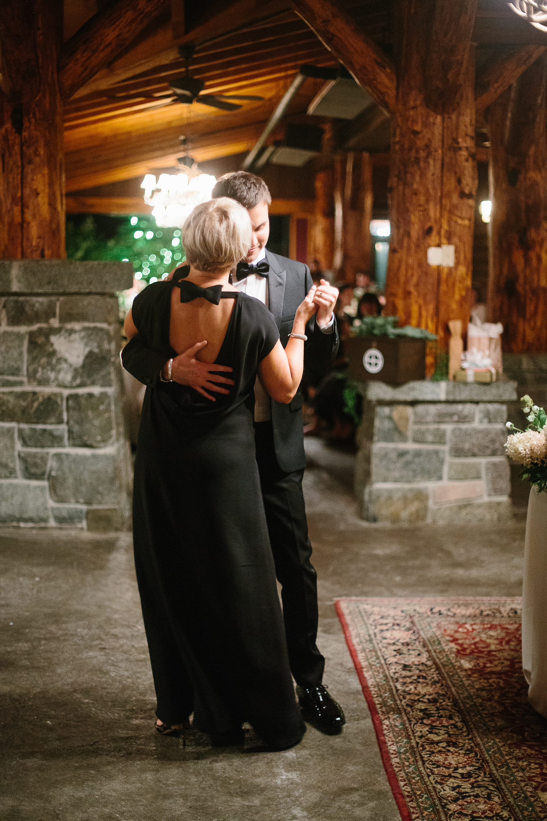 tory sean wedding lake placid new york mom dance