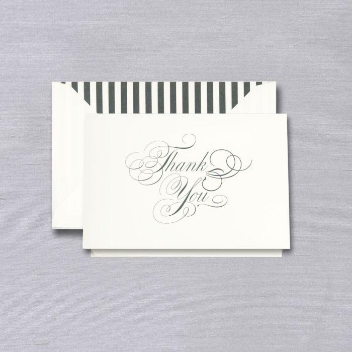 thank you notes crane vera wang