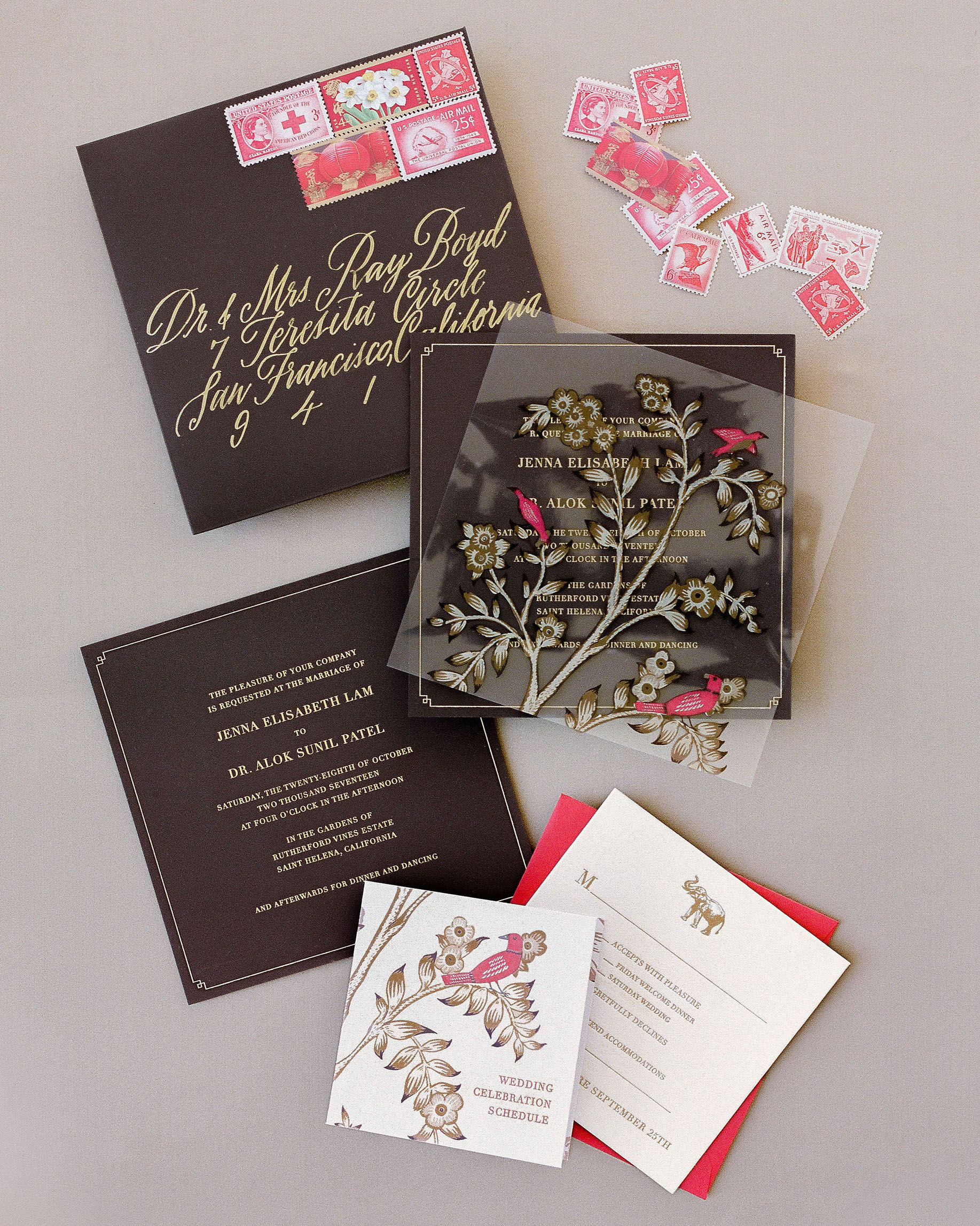 A Layered Invitation