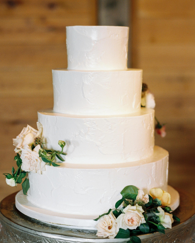 amanda william wedding tennessee white cake