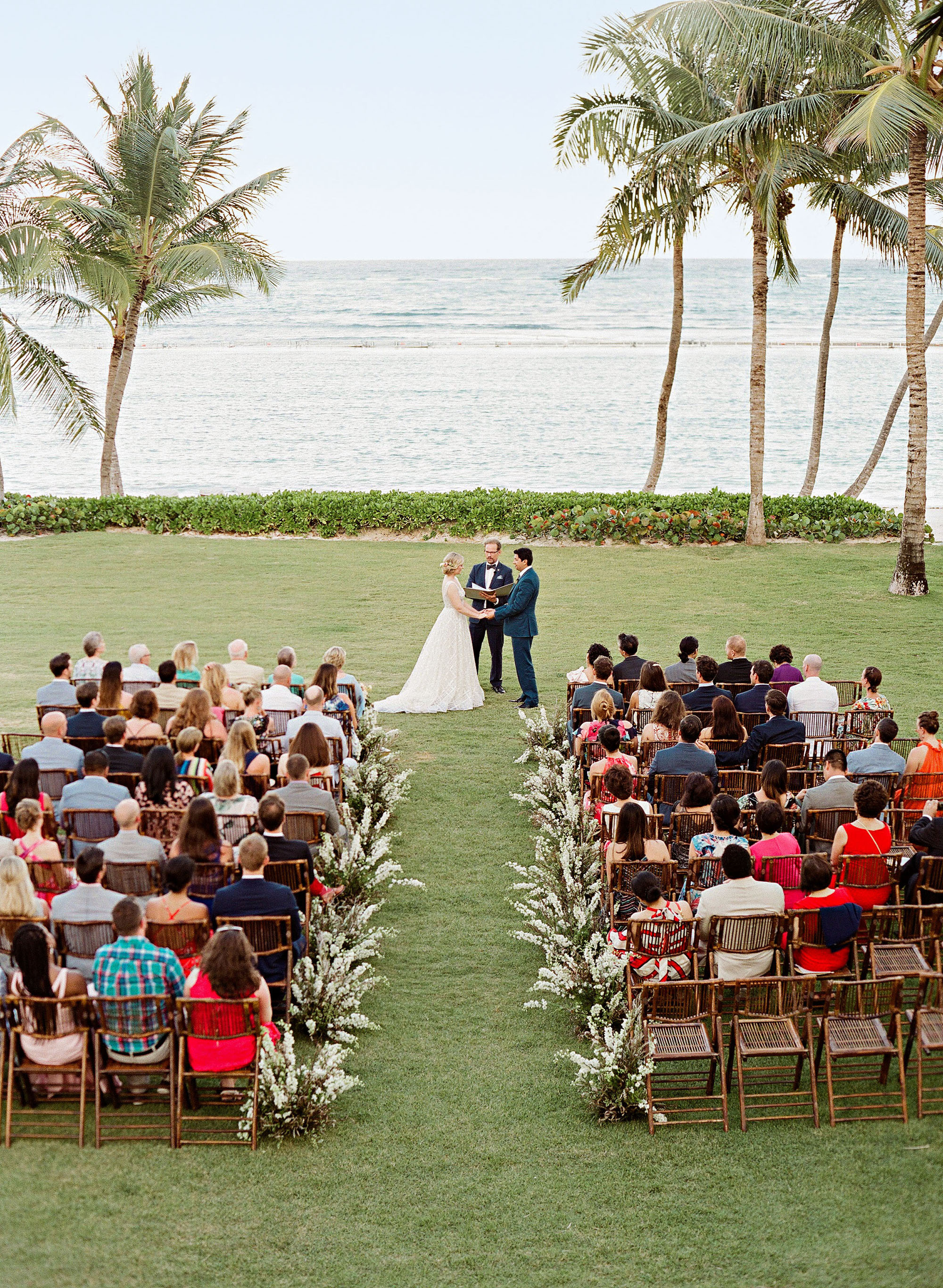 A Waterfront Ceremony