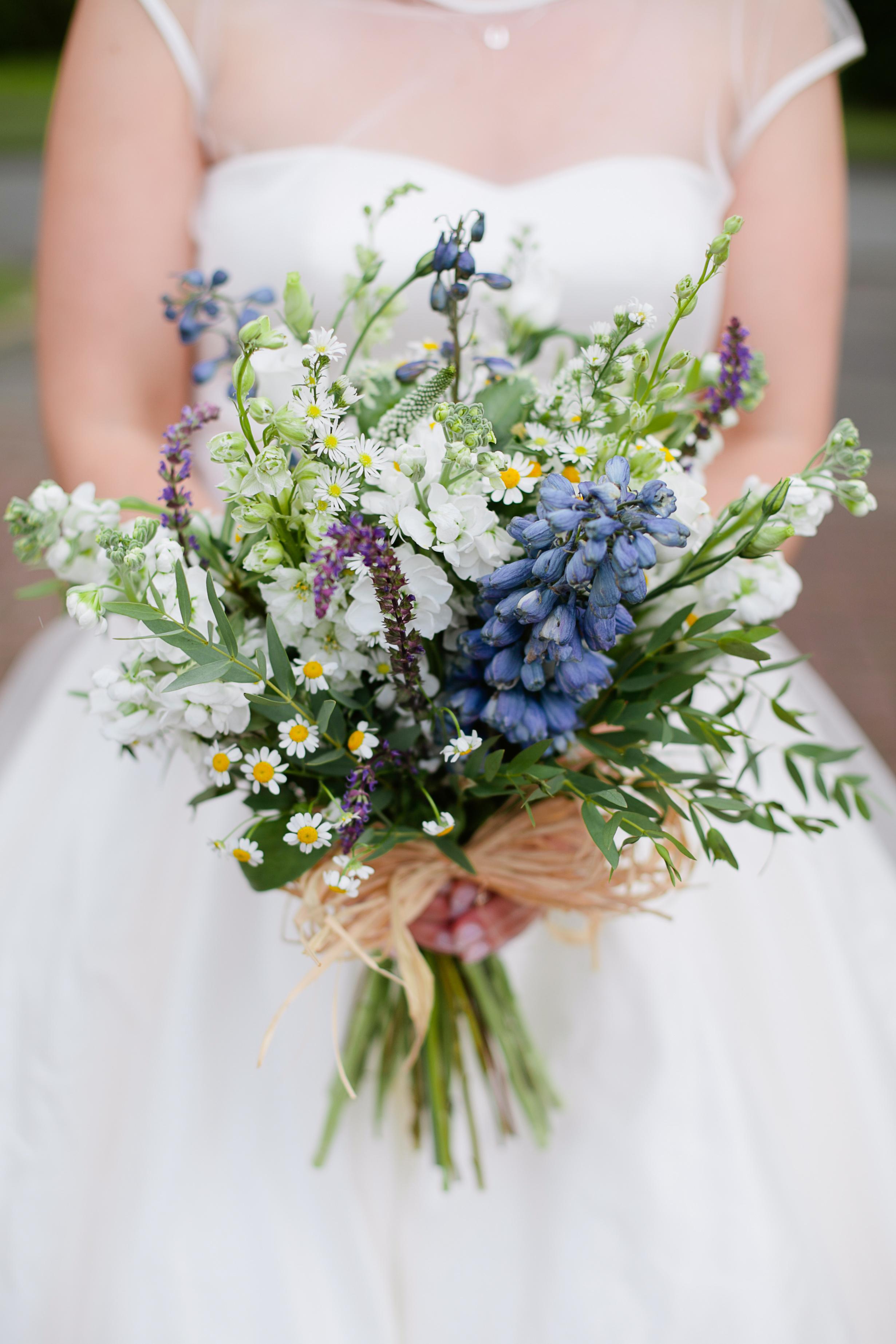blue bouquet tarah coonan ivision