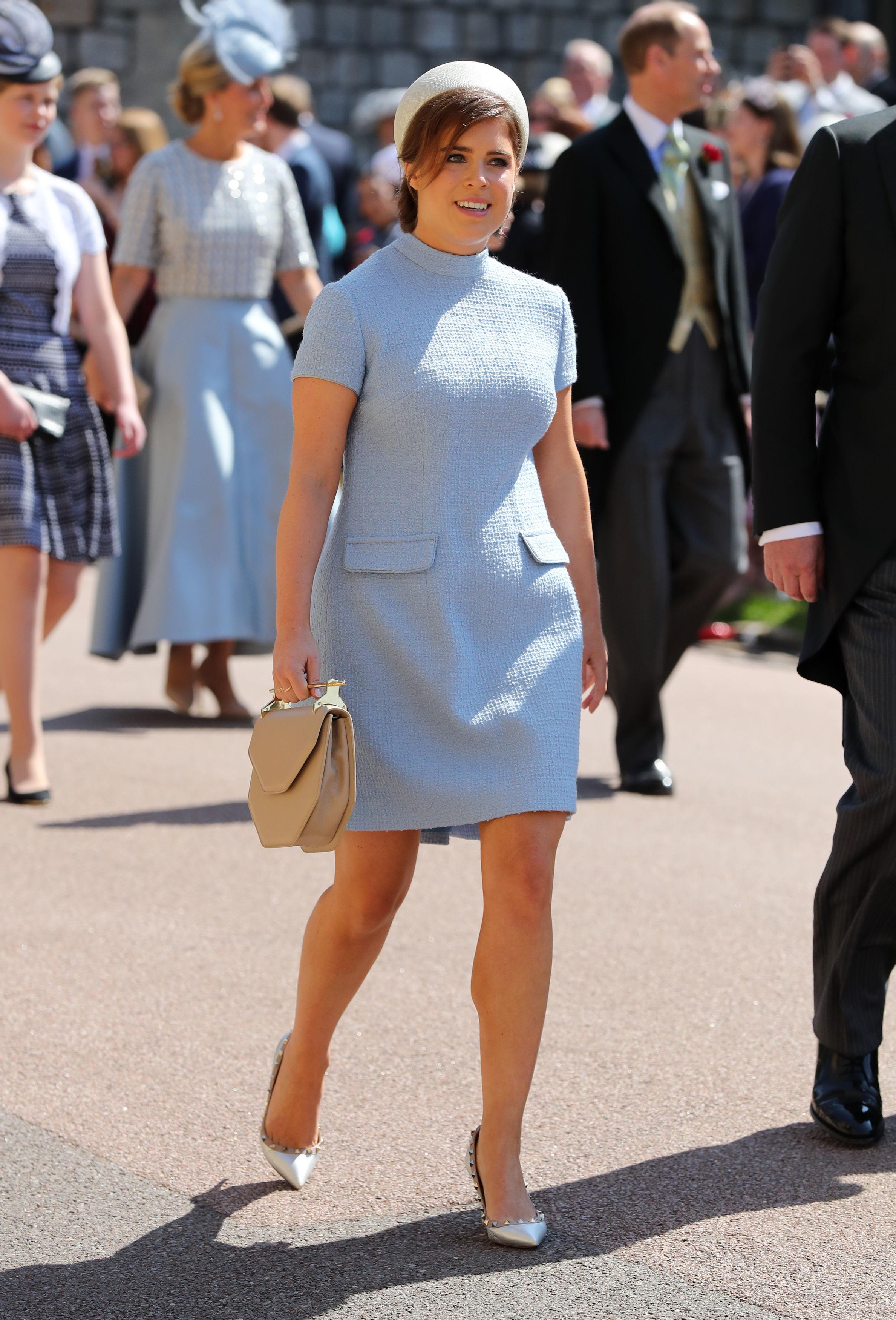Princess Eugenie royal wedding 2018