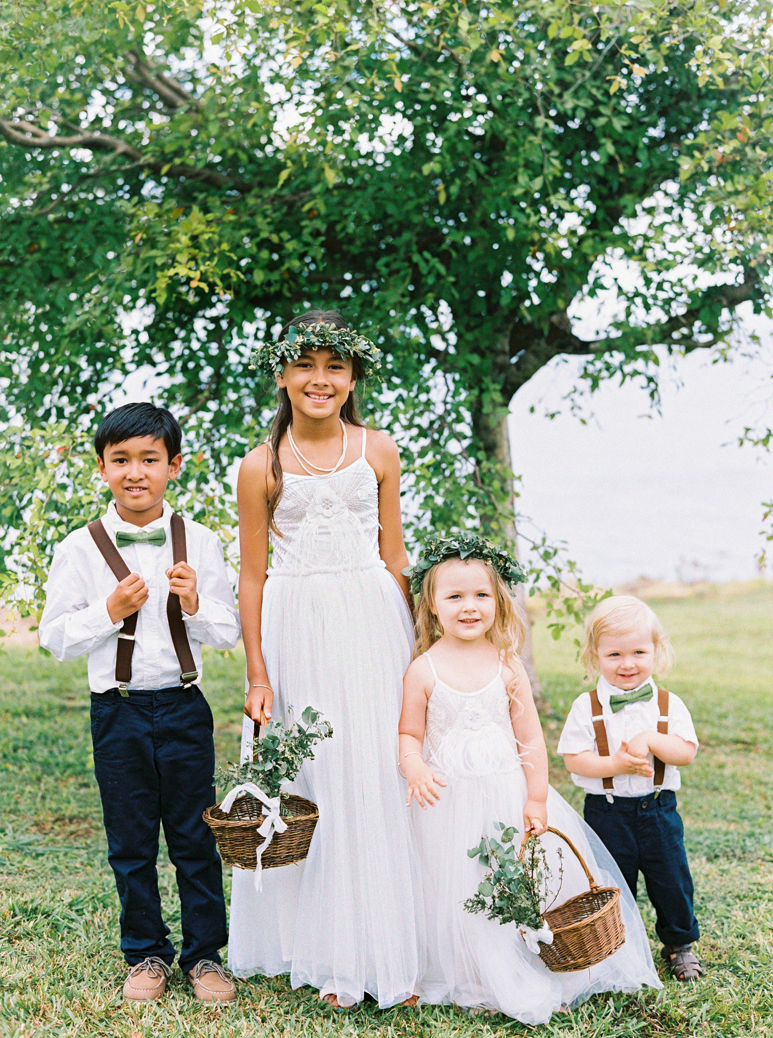 What You Need to Know About Childcare for a Destination Wedding