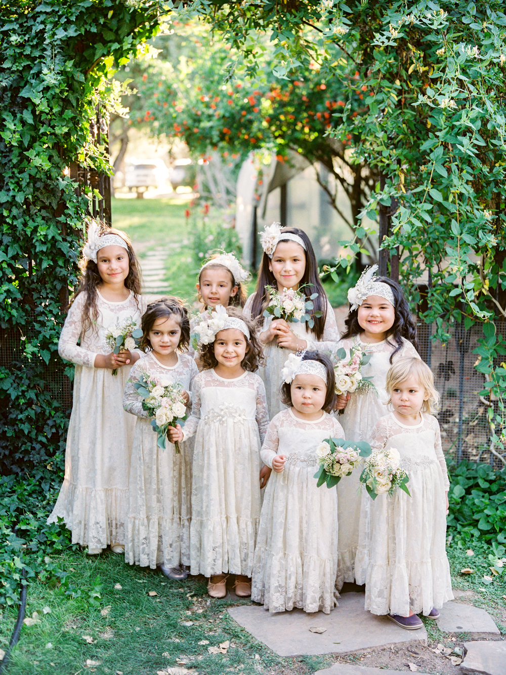 Can Kids Wear White to a Wedding?
