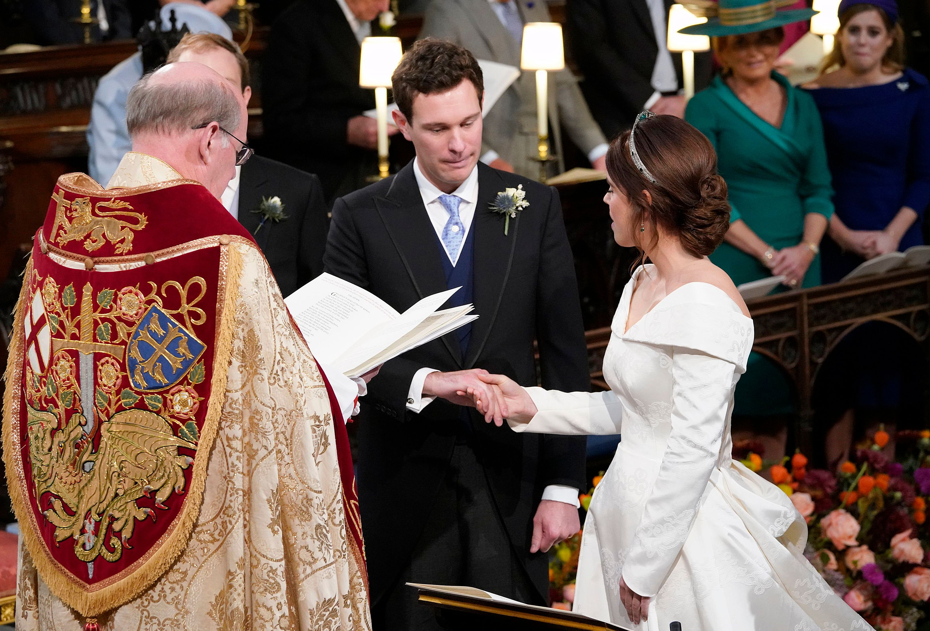 Princess Eugenie Is Using Her Husband's Last Name in the Most Unexpected Way
