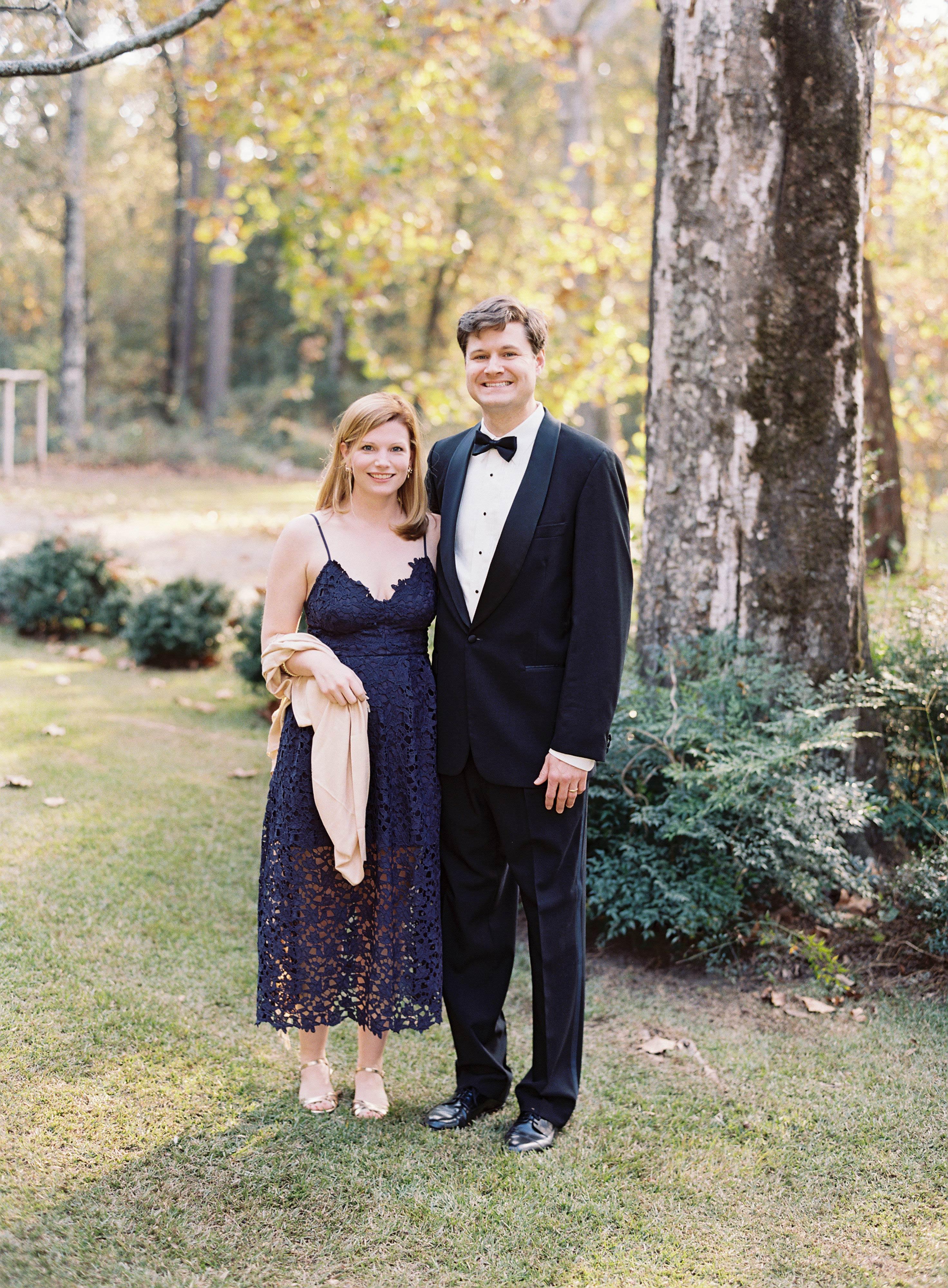 madeline brad wedding guests