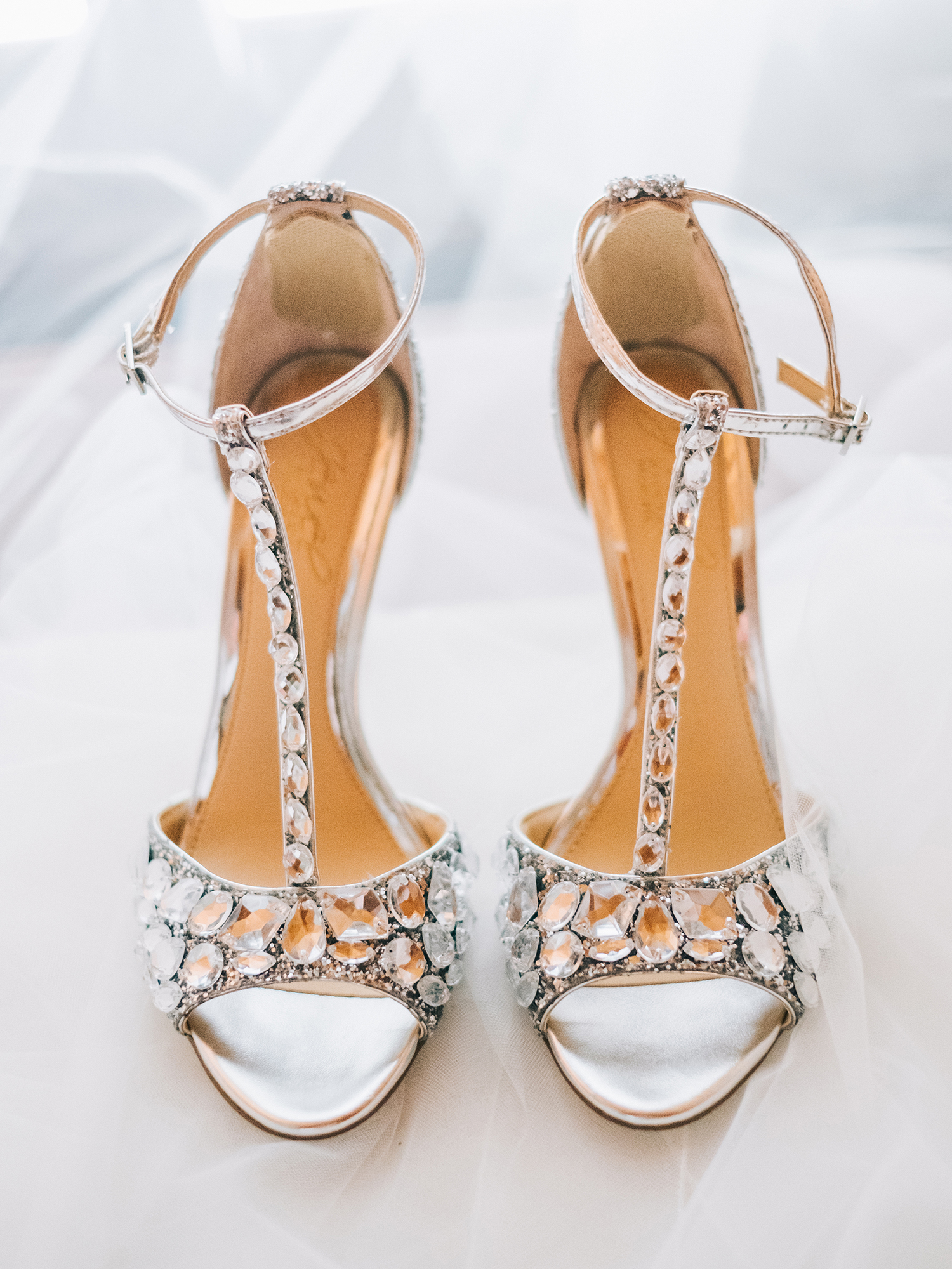 Bejeweled Shoes