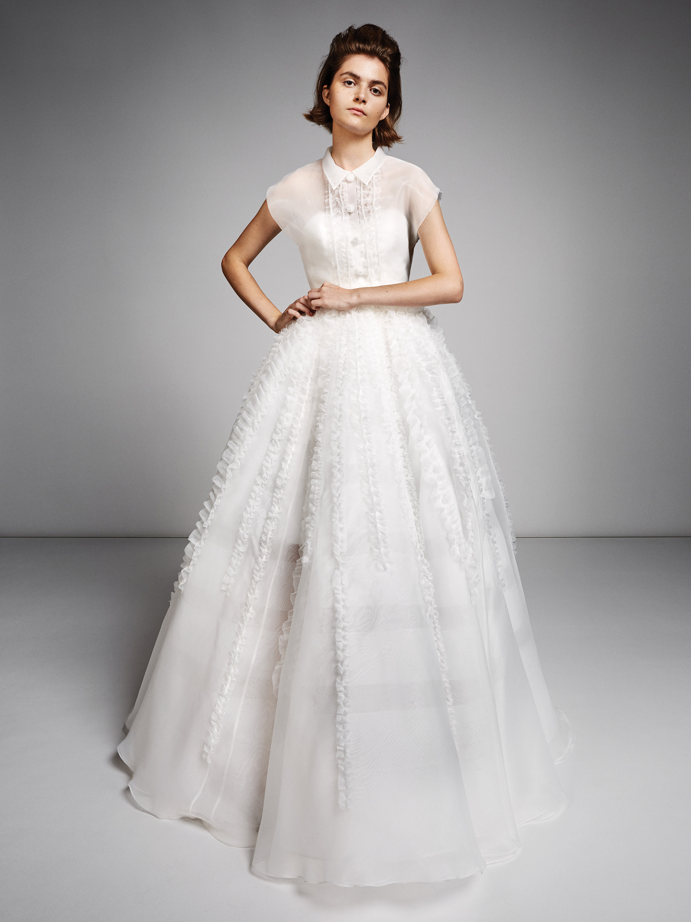 Viktor&Rolf Mariage Fall 2019 Wedding Dress Collection
