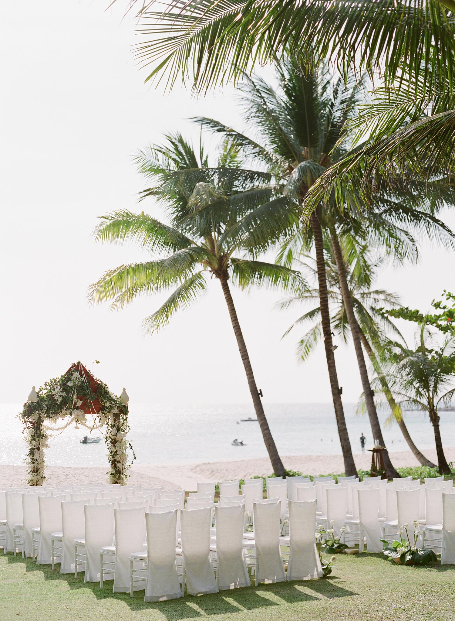 stacy brad wedding ceremony